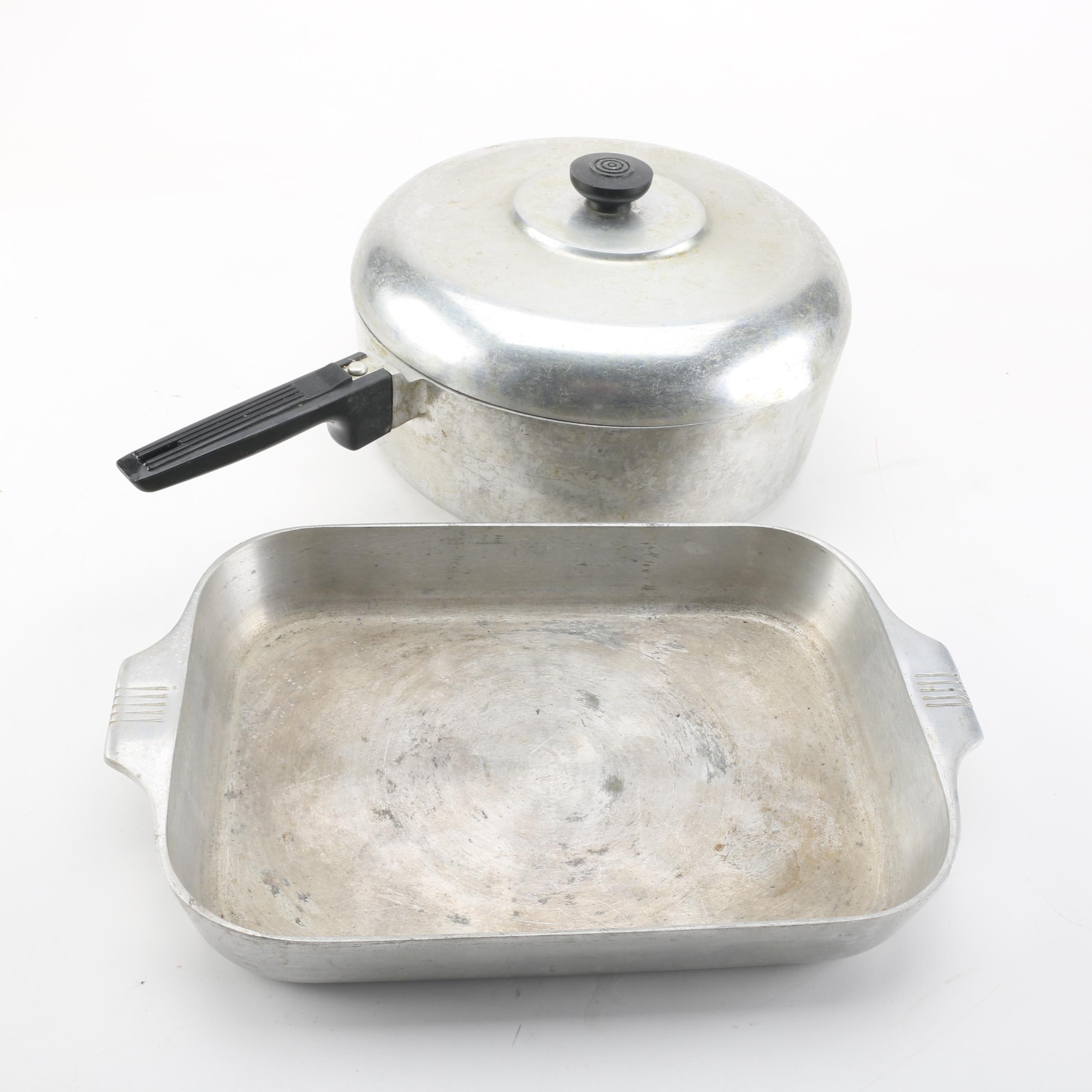 Vintage Magnalite Cookware