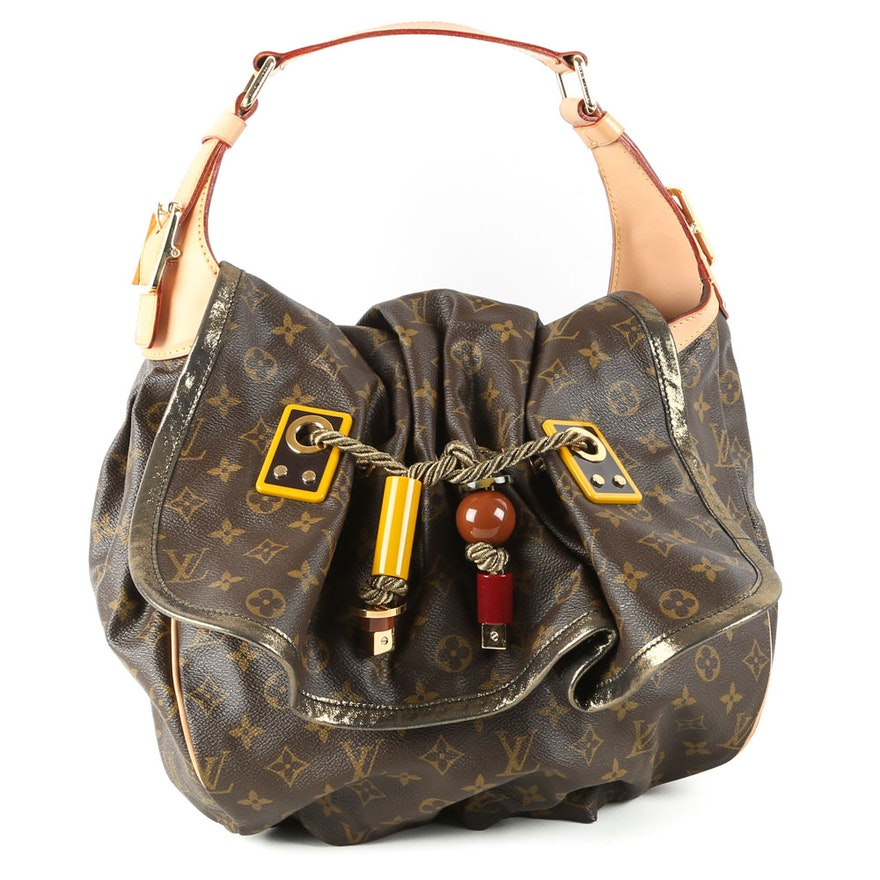 Louis Vuitton Collection 2009 Spring Summer Kalahari Handbag