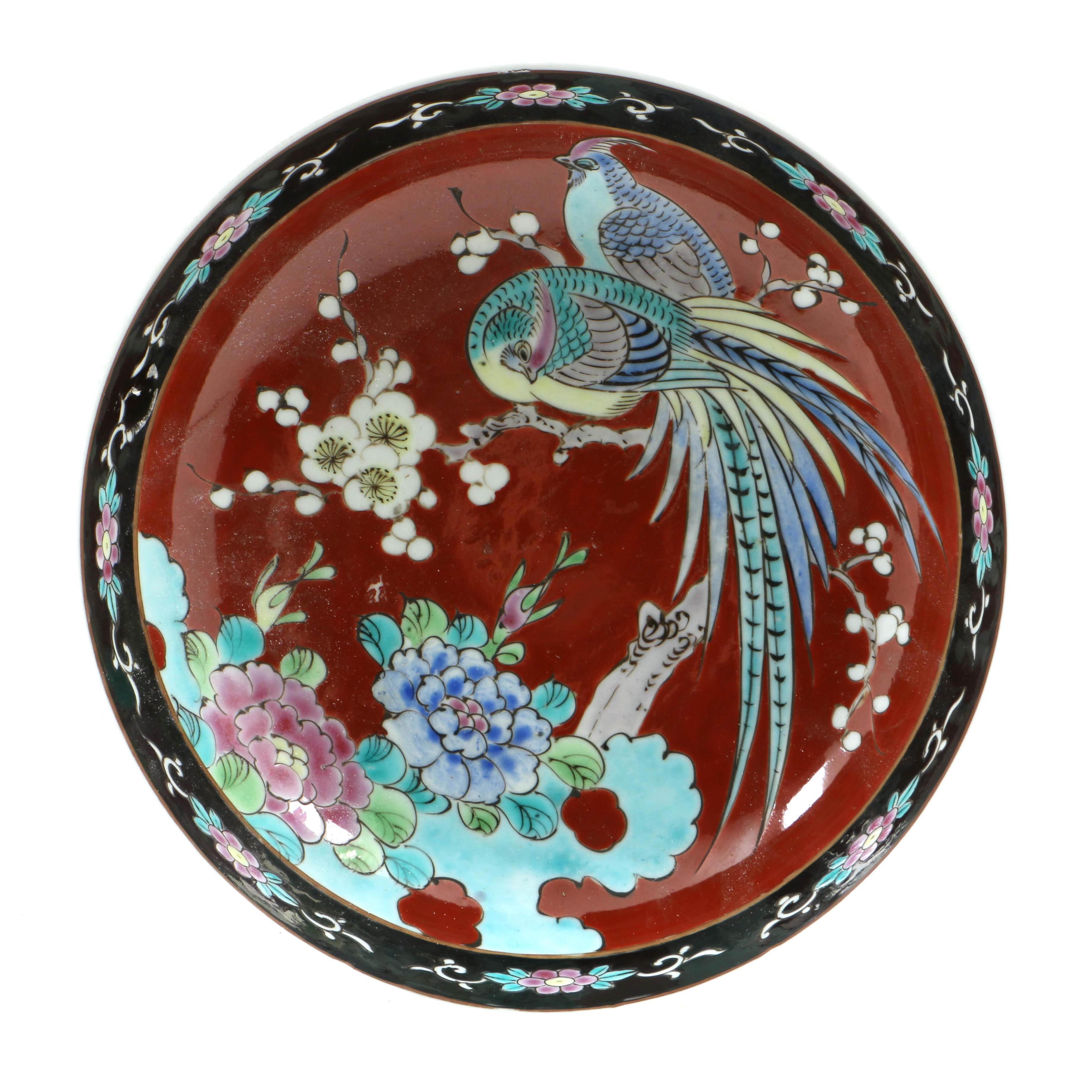 Japanese Imari Style Nippon Bowl