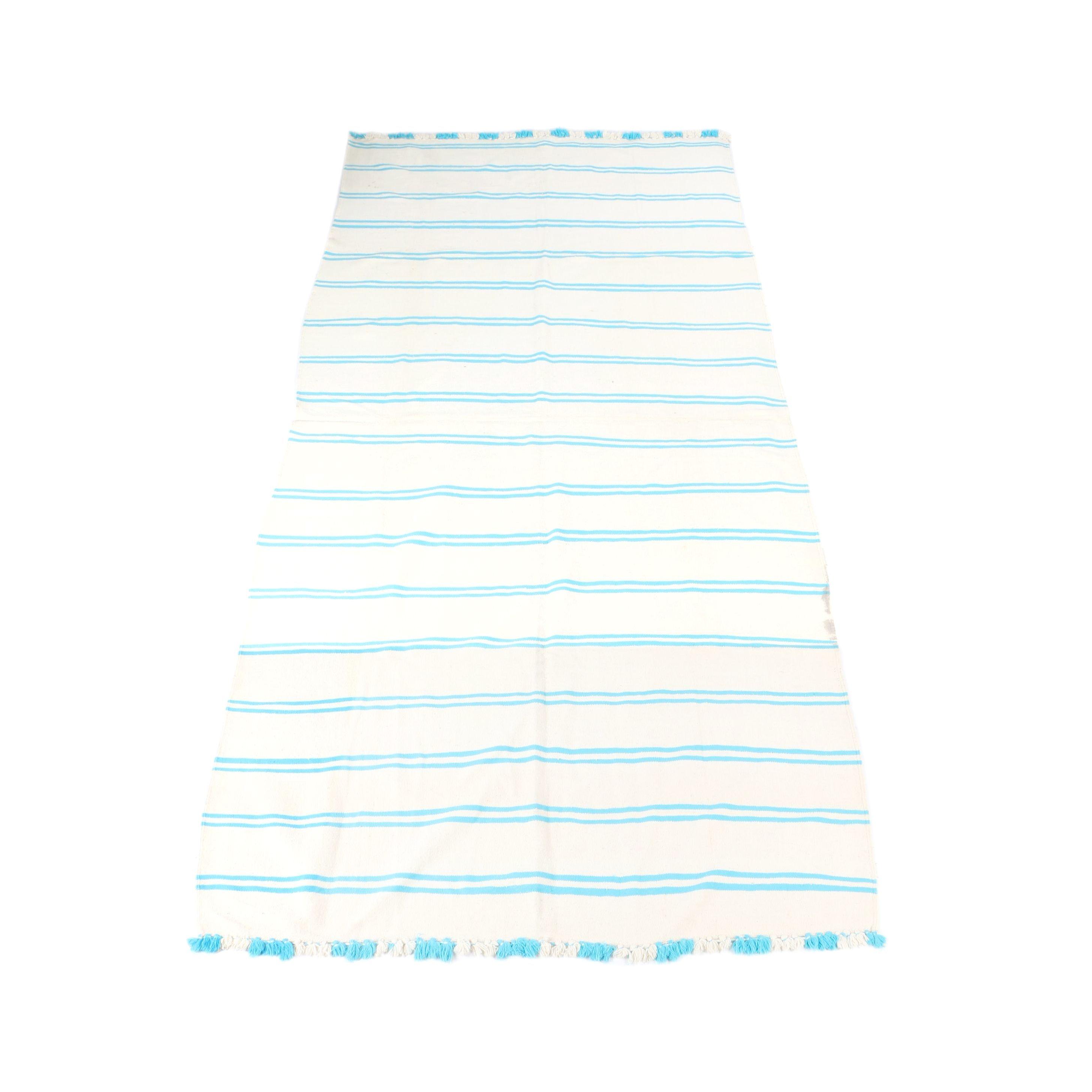 Handwoven Moroccan Berber Rug/Blanket