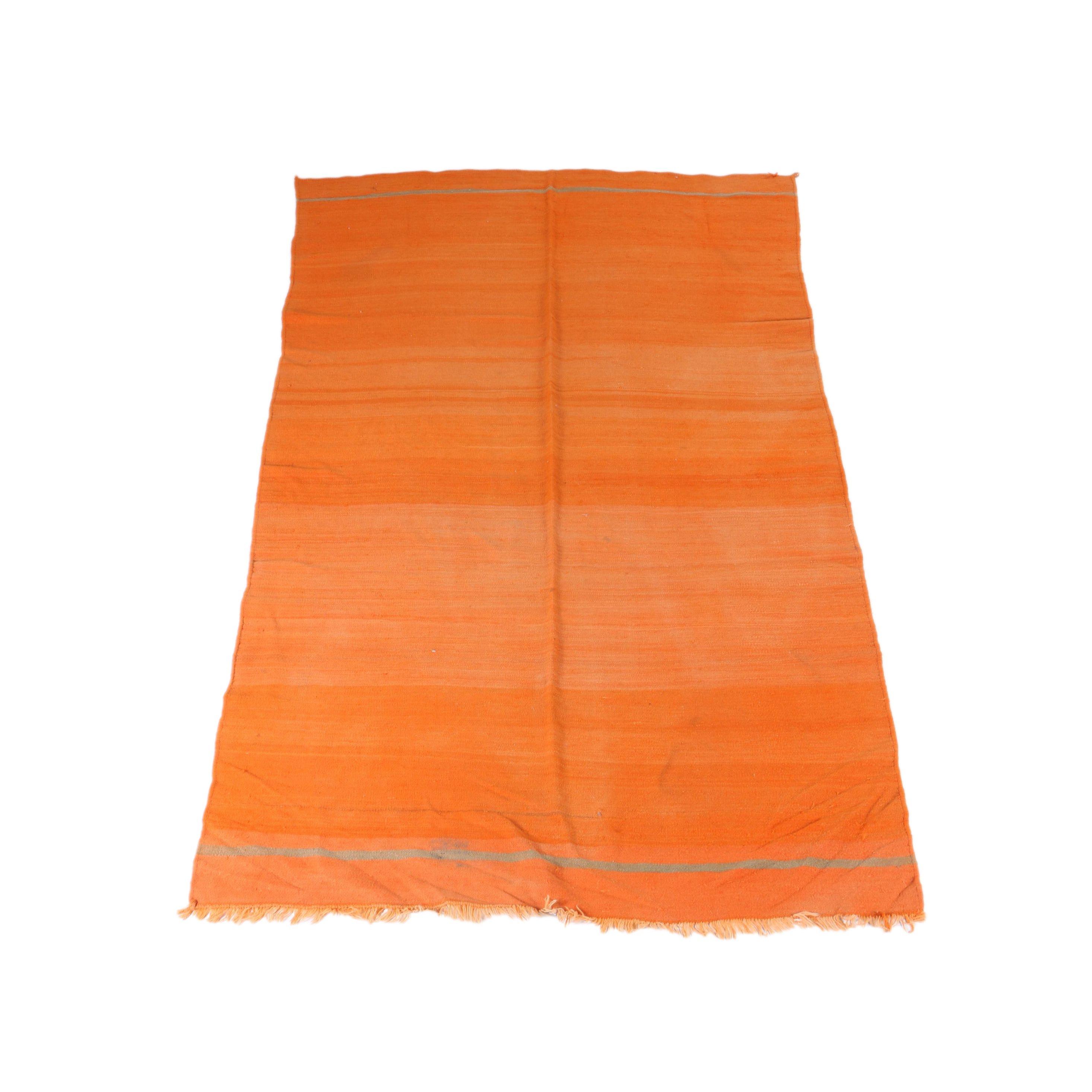 Handwoven Berber Blanket or Rug