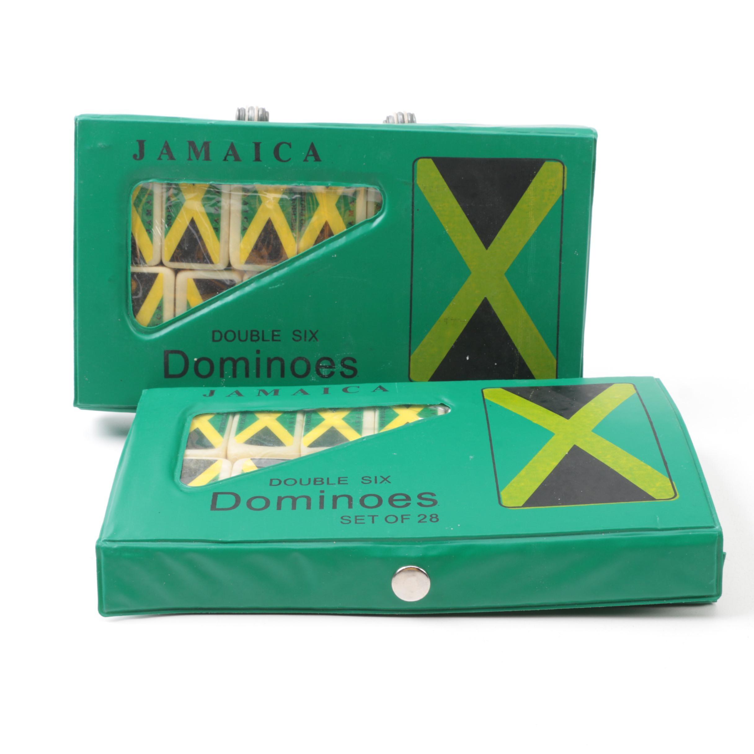 Jamaica Dominoes Sets