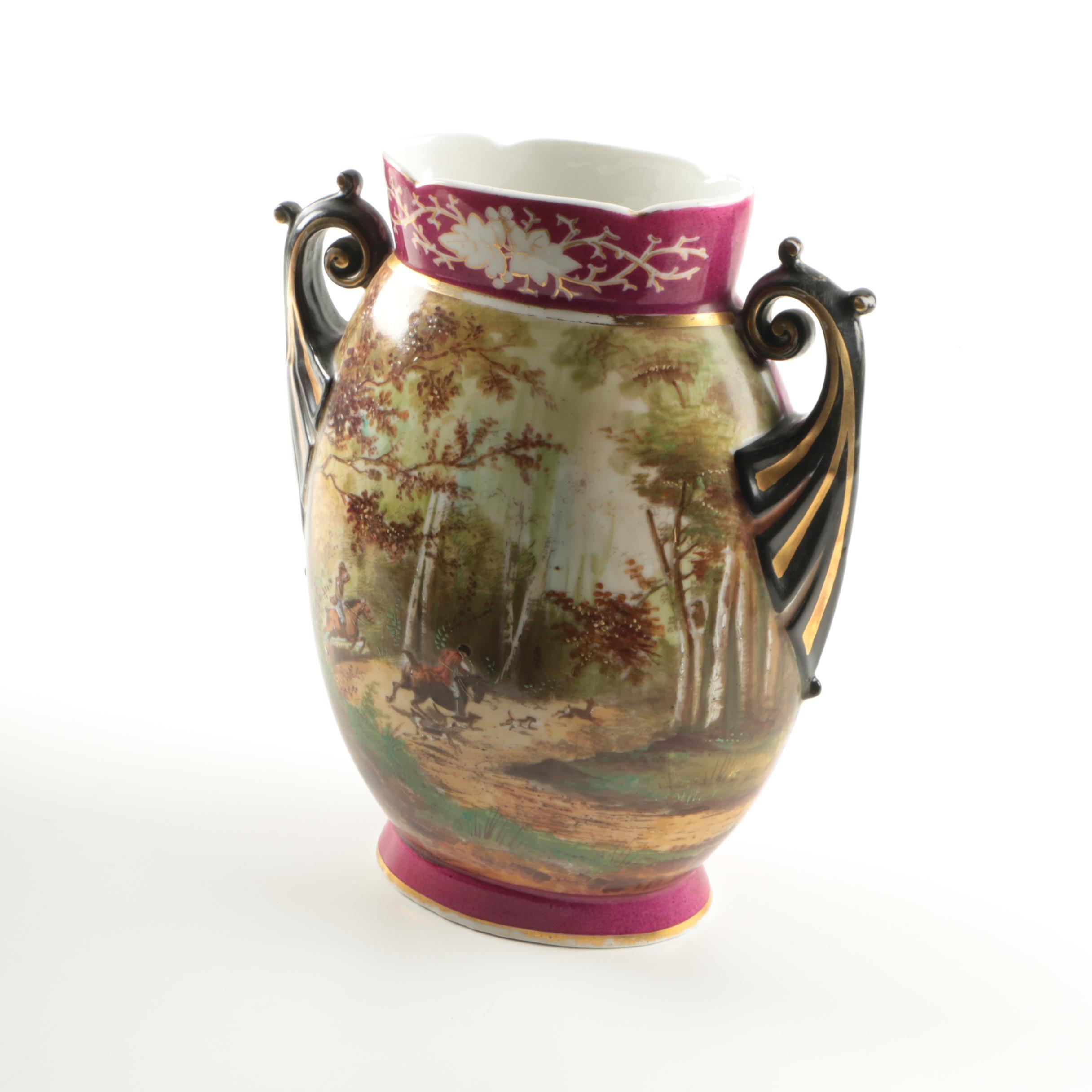 Vintage Empire Porcelain Company Vase
