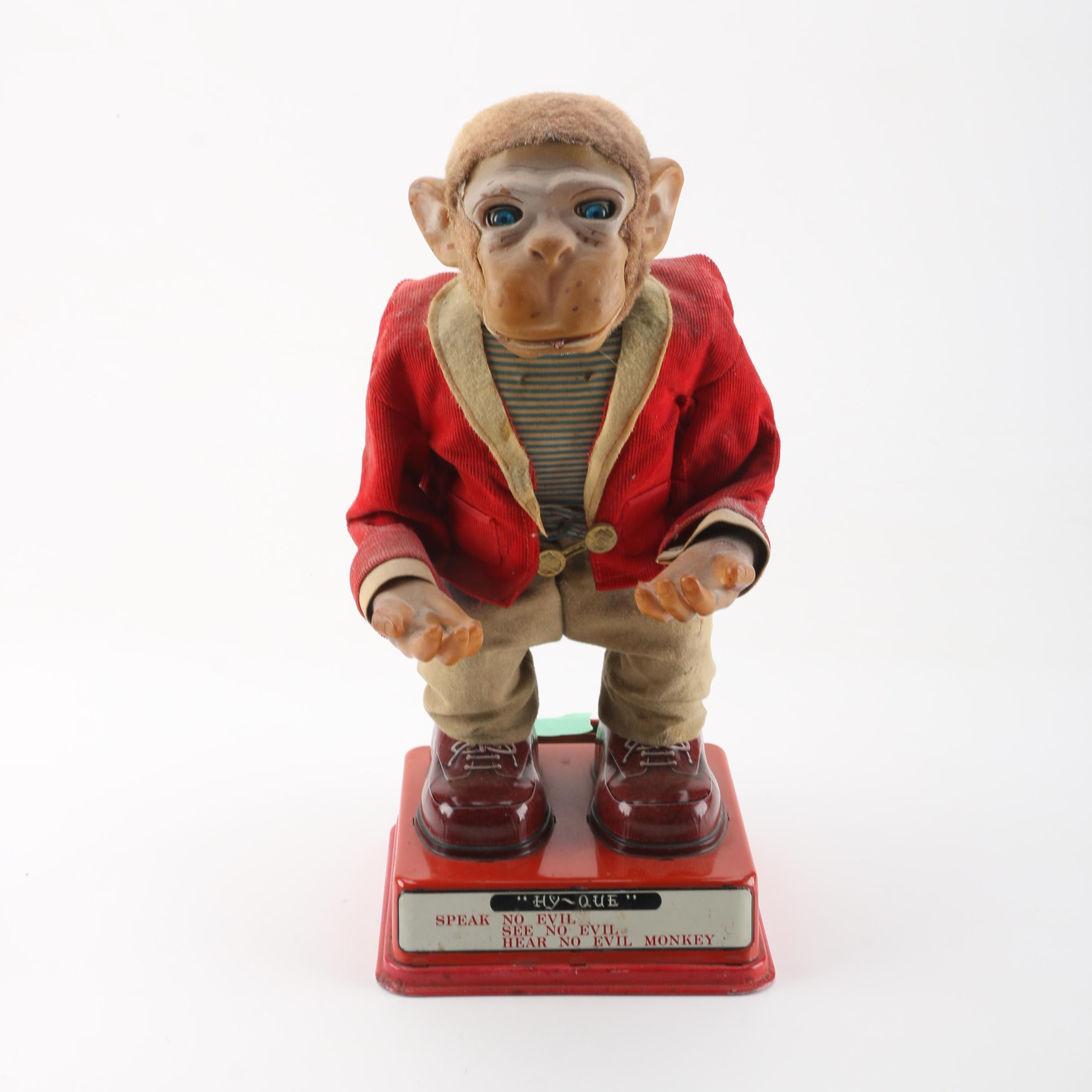 1960s Rosko Technical Monkey