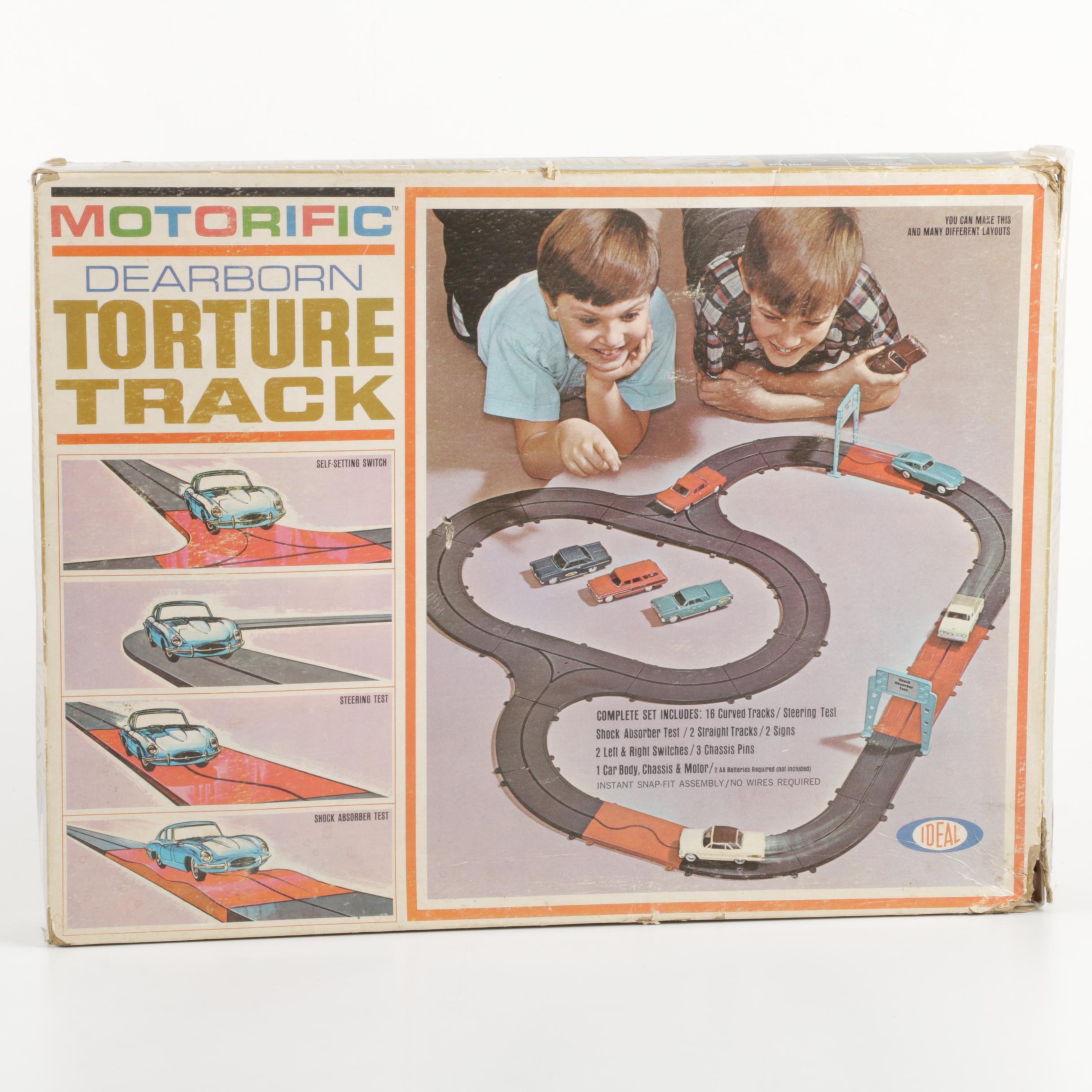 Motorific Dearborn Torture Track