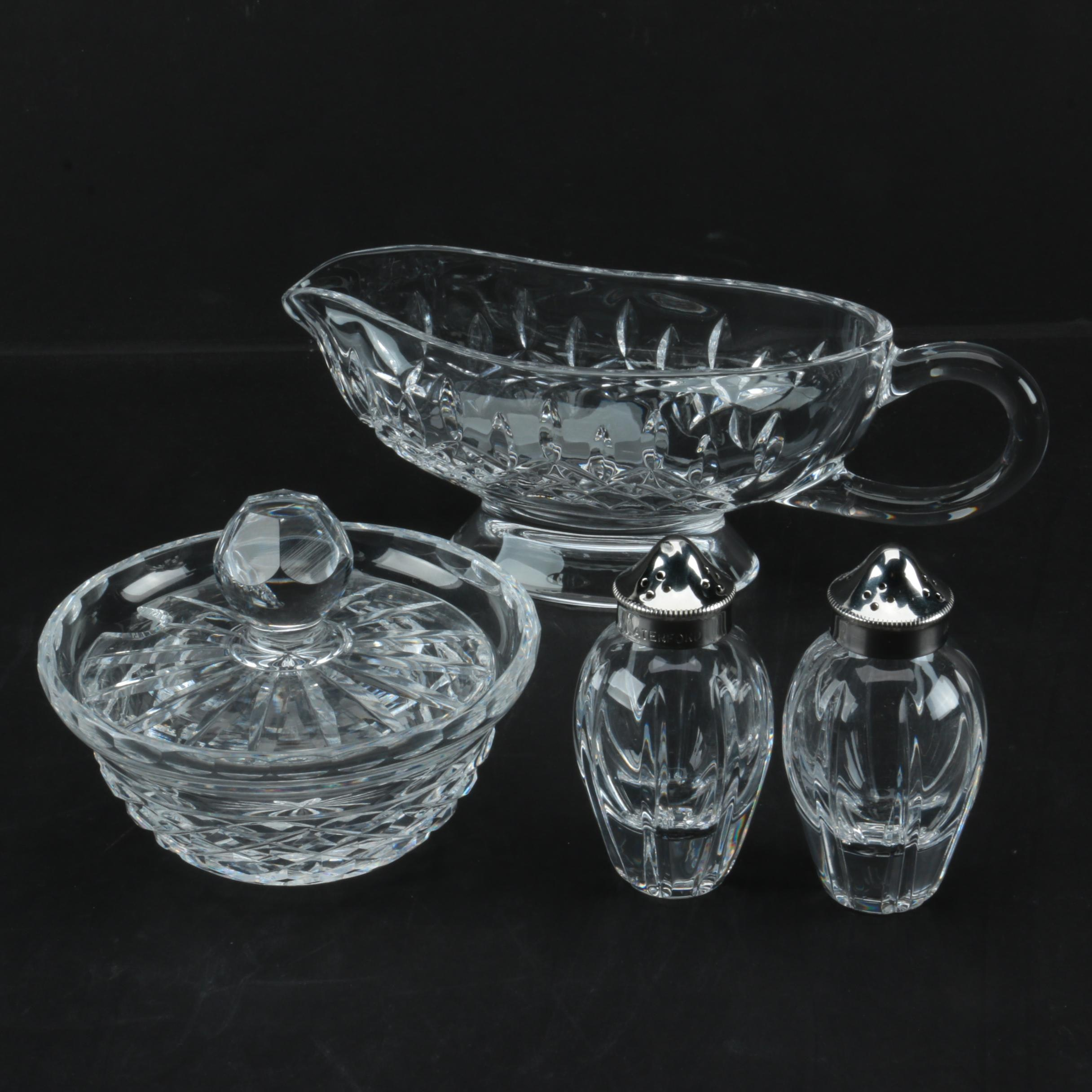 Waterford Crystal Serveware