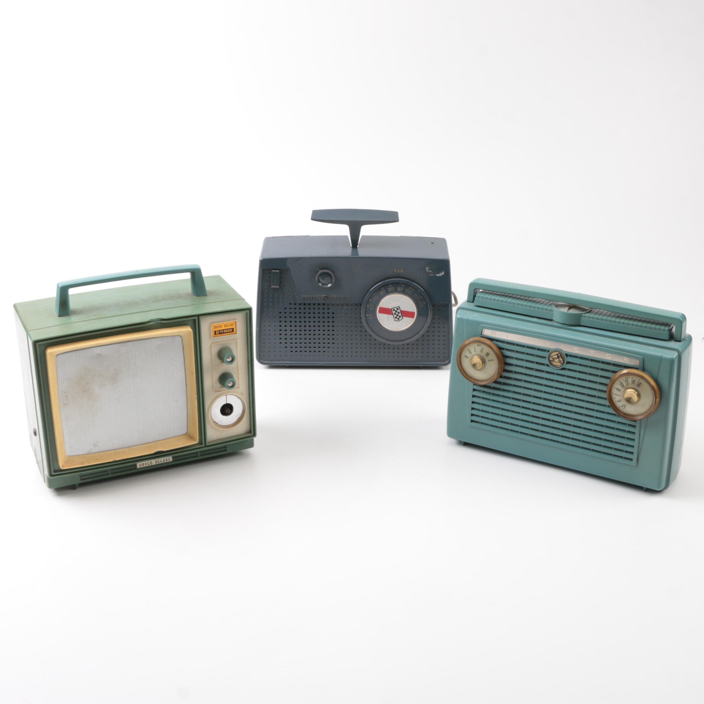 Vintage Portable Radios
