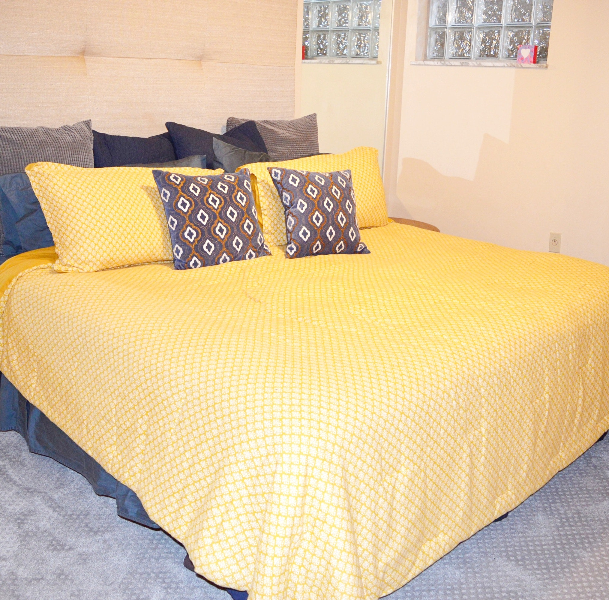 King Size Bedding by Threshold