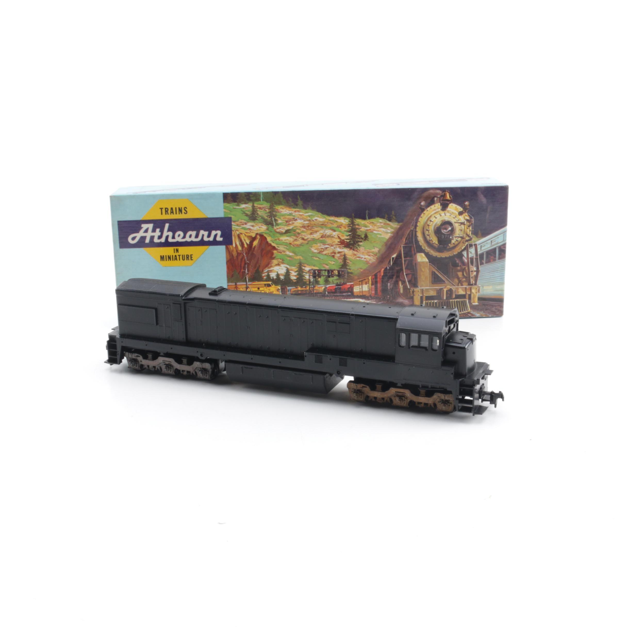 """Athearn """"Blue Box"""" Diesel Engine"""