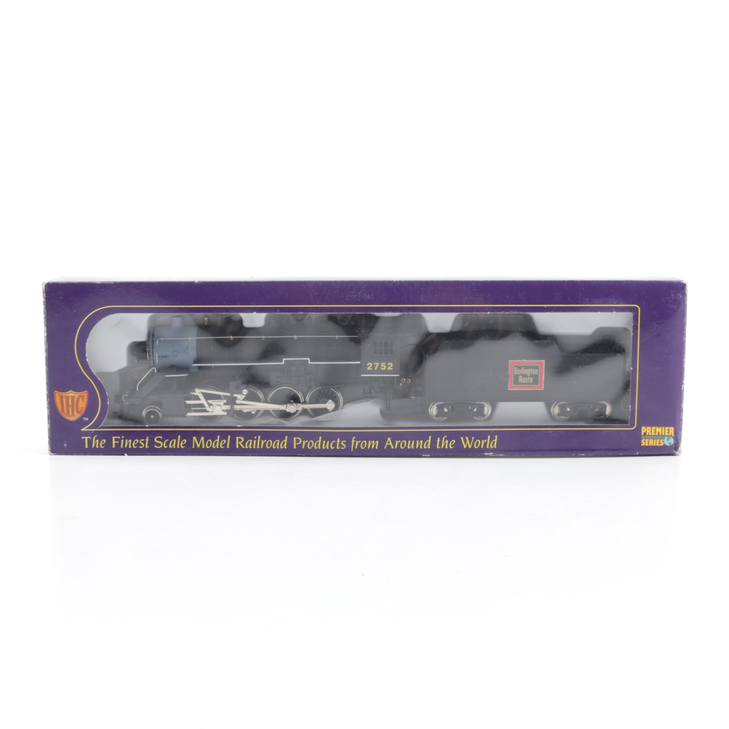 IHC HO Scale Steam Locomotive with Tender