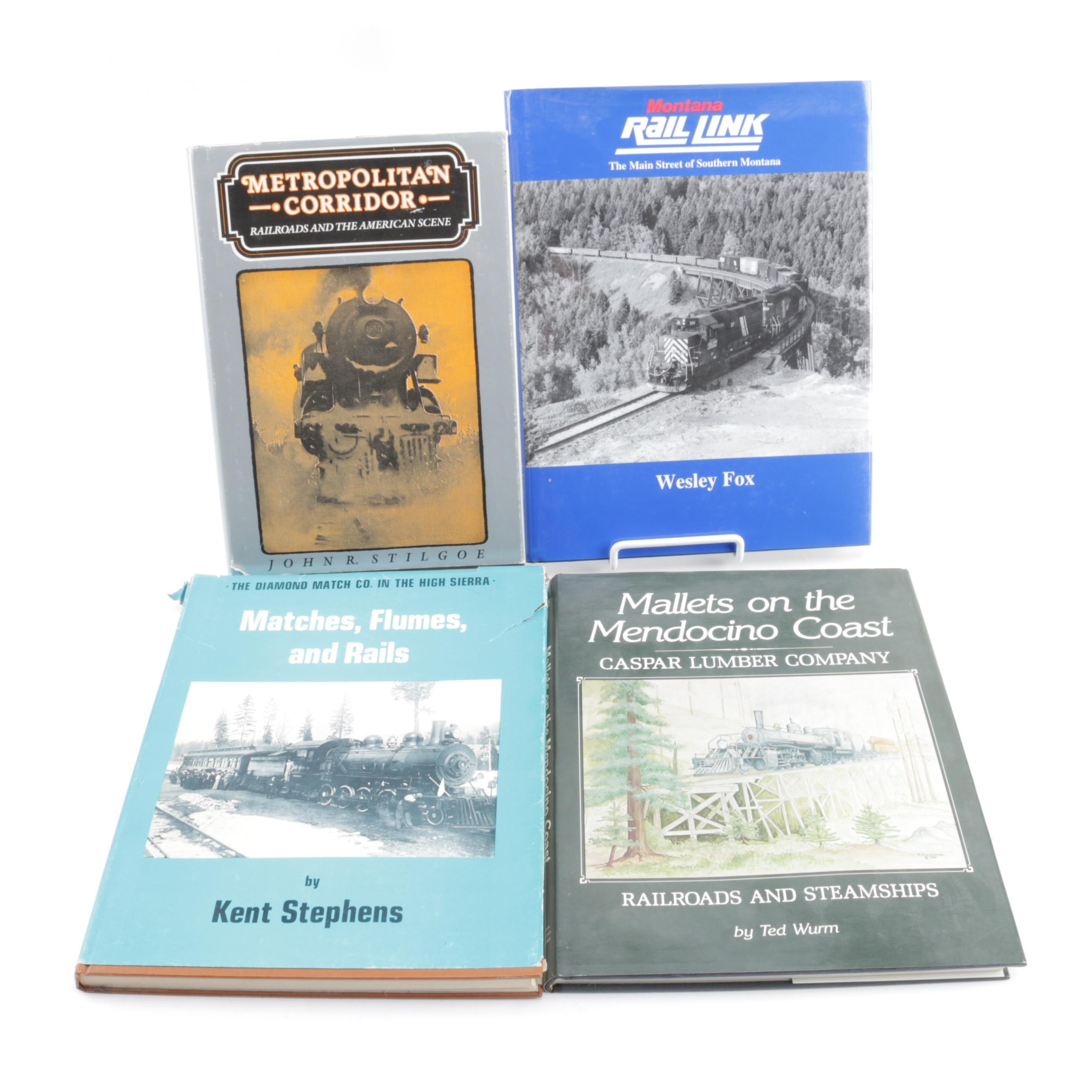 Books on Train Railways