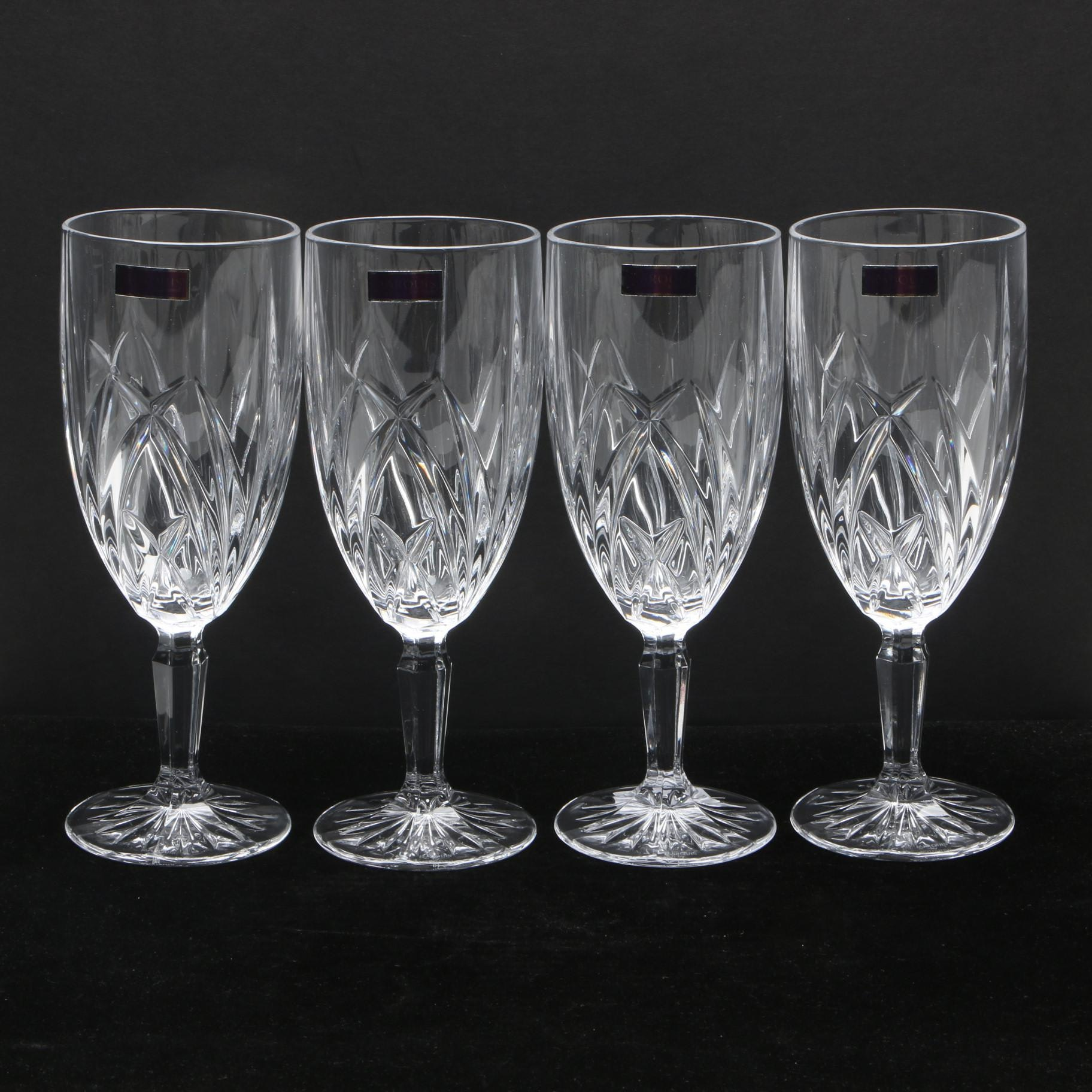 """Marquis by Waterford Crystal """"Brookside"""" Water Goblets"""