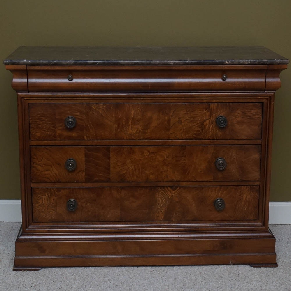 Empire Style Chest of Drawers by Ethan Allen