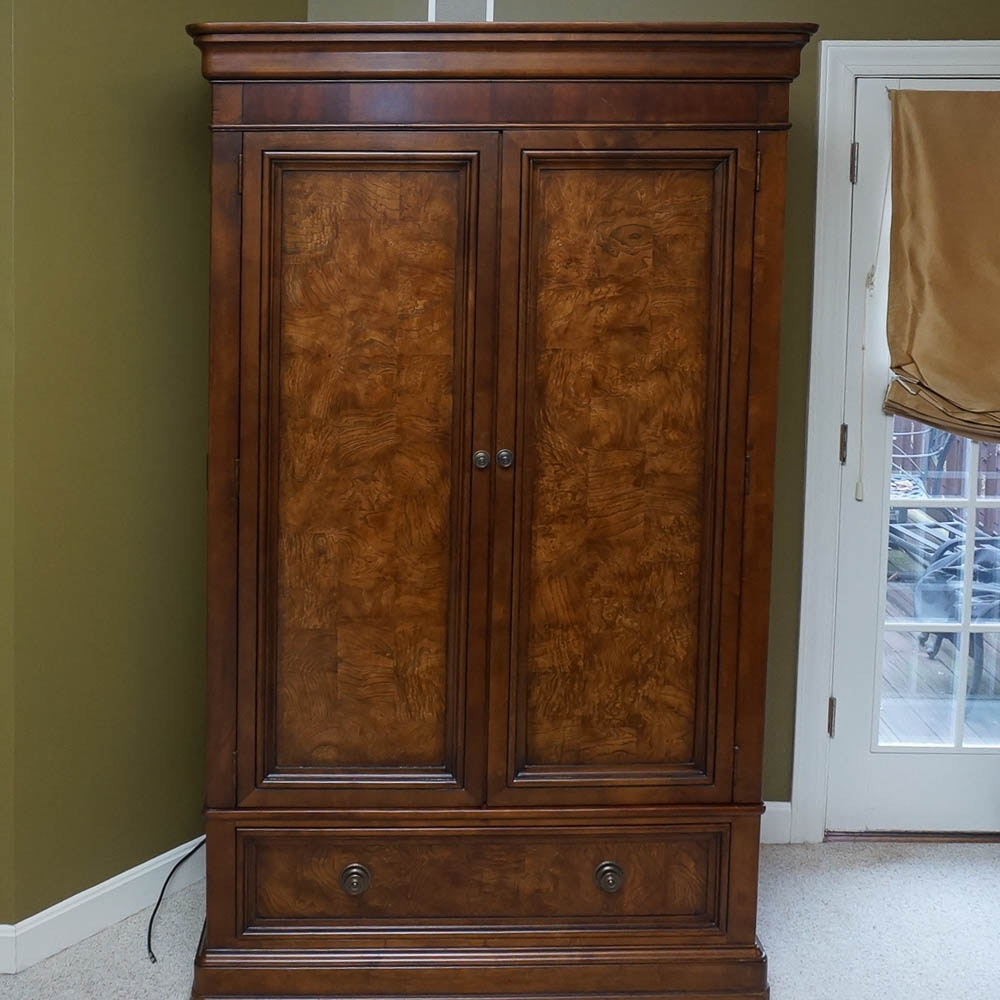 Armoire by Ethan Allen