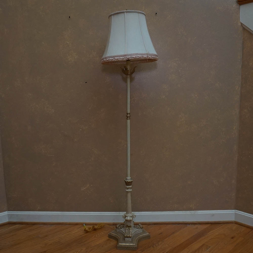 French Style Metal Floor Lamp