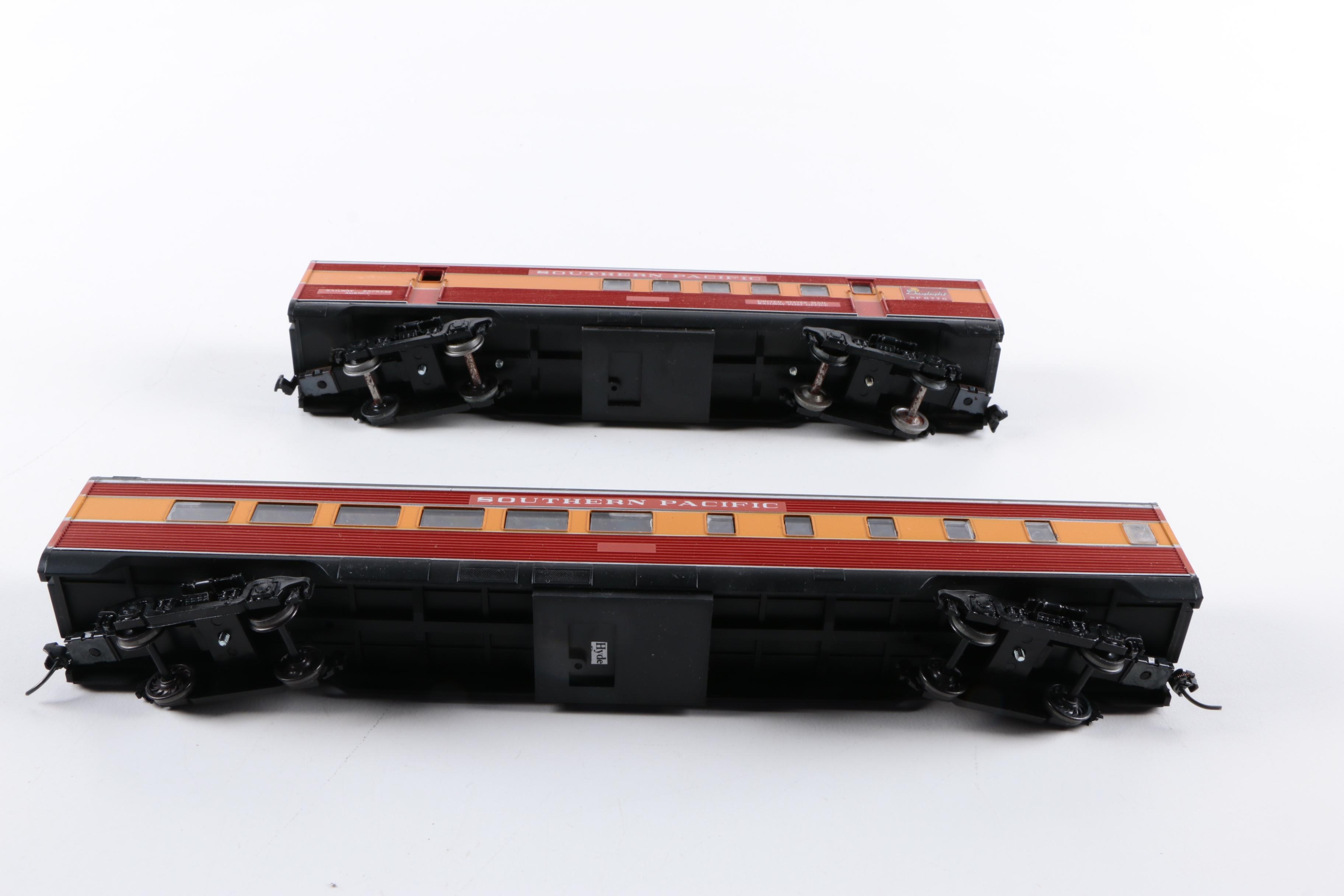 Lionel Southern Pacific Quot Daylight Quot Madison Passenger Cars