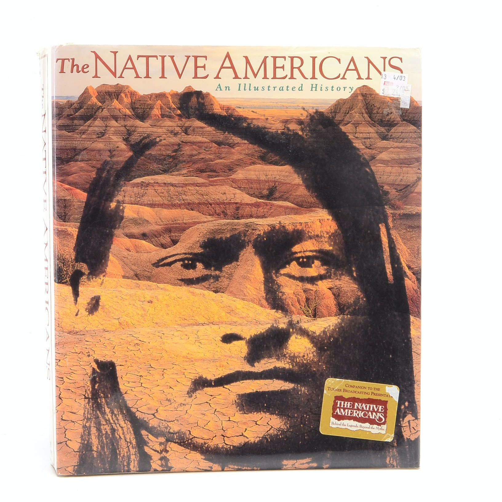 An Illustrated History of the Native Americans