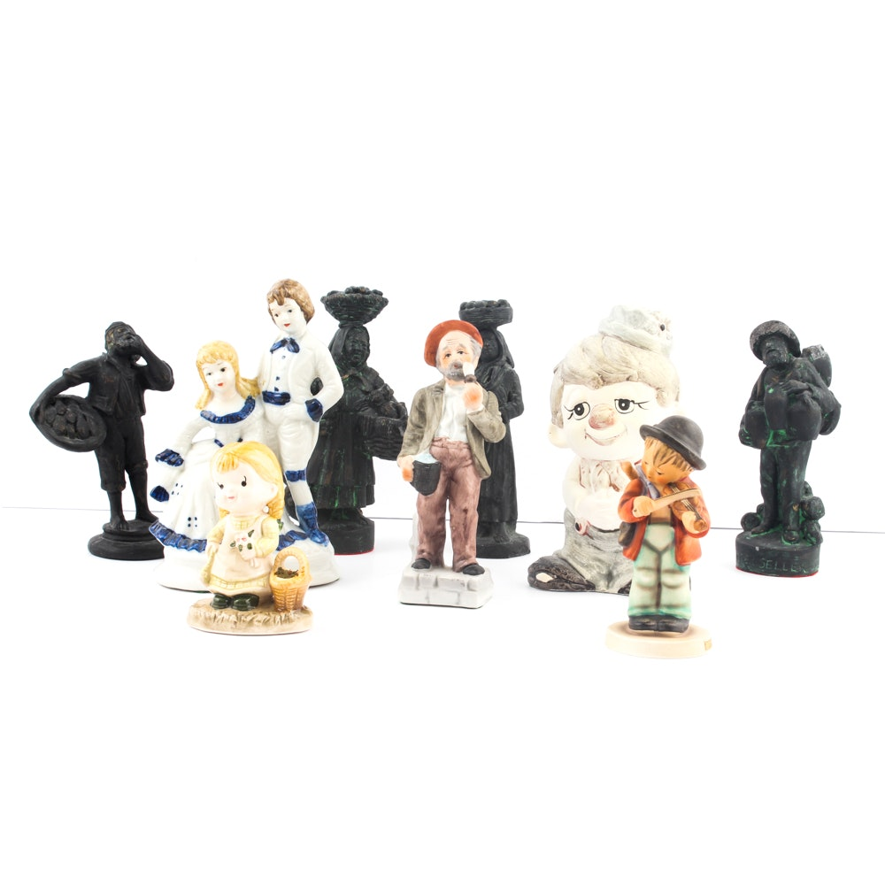 Figurine Collectibles Featuring Goebel and Enesco
