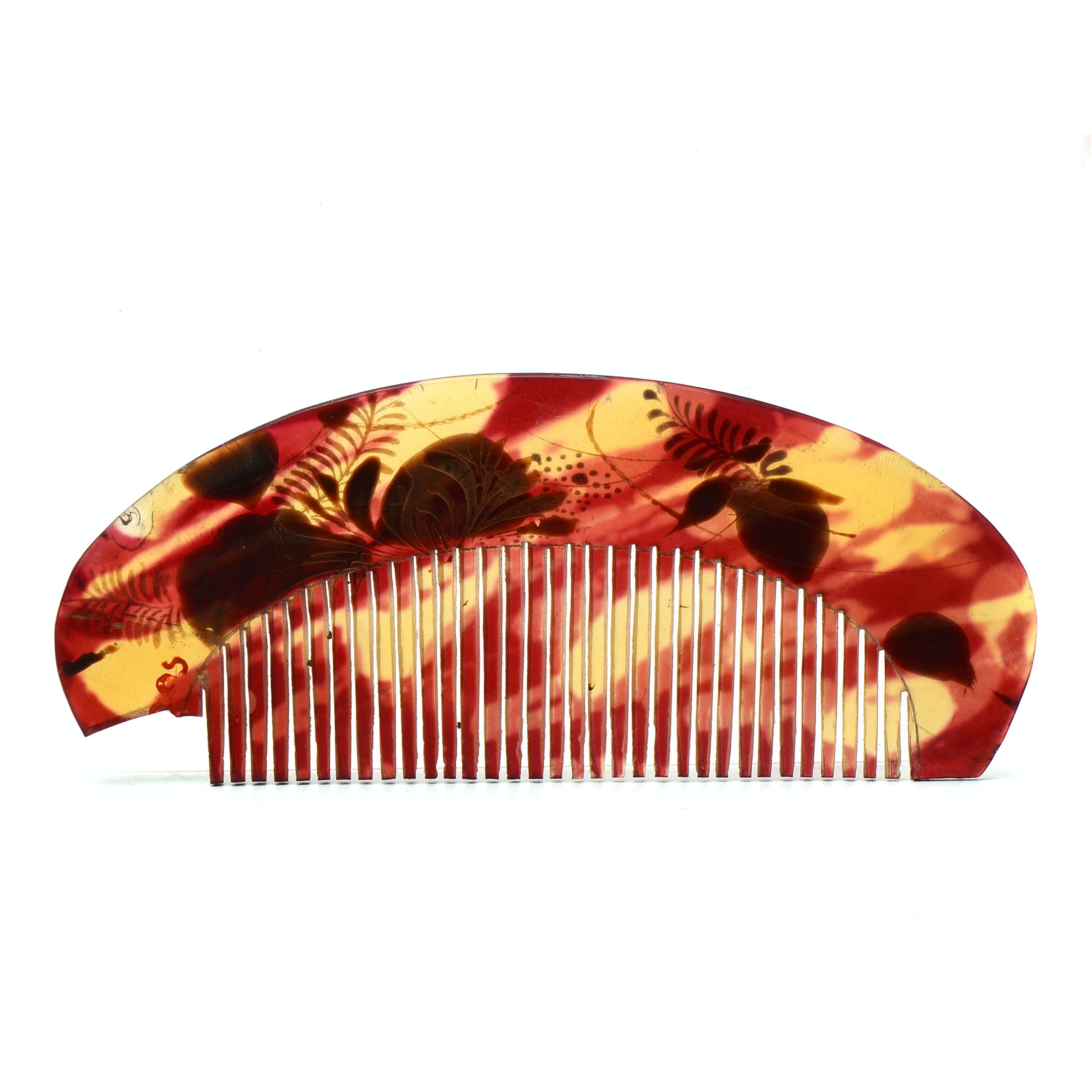 Meiji Period Tortoiseshell Comb