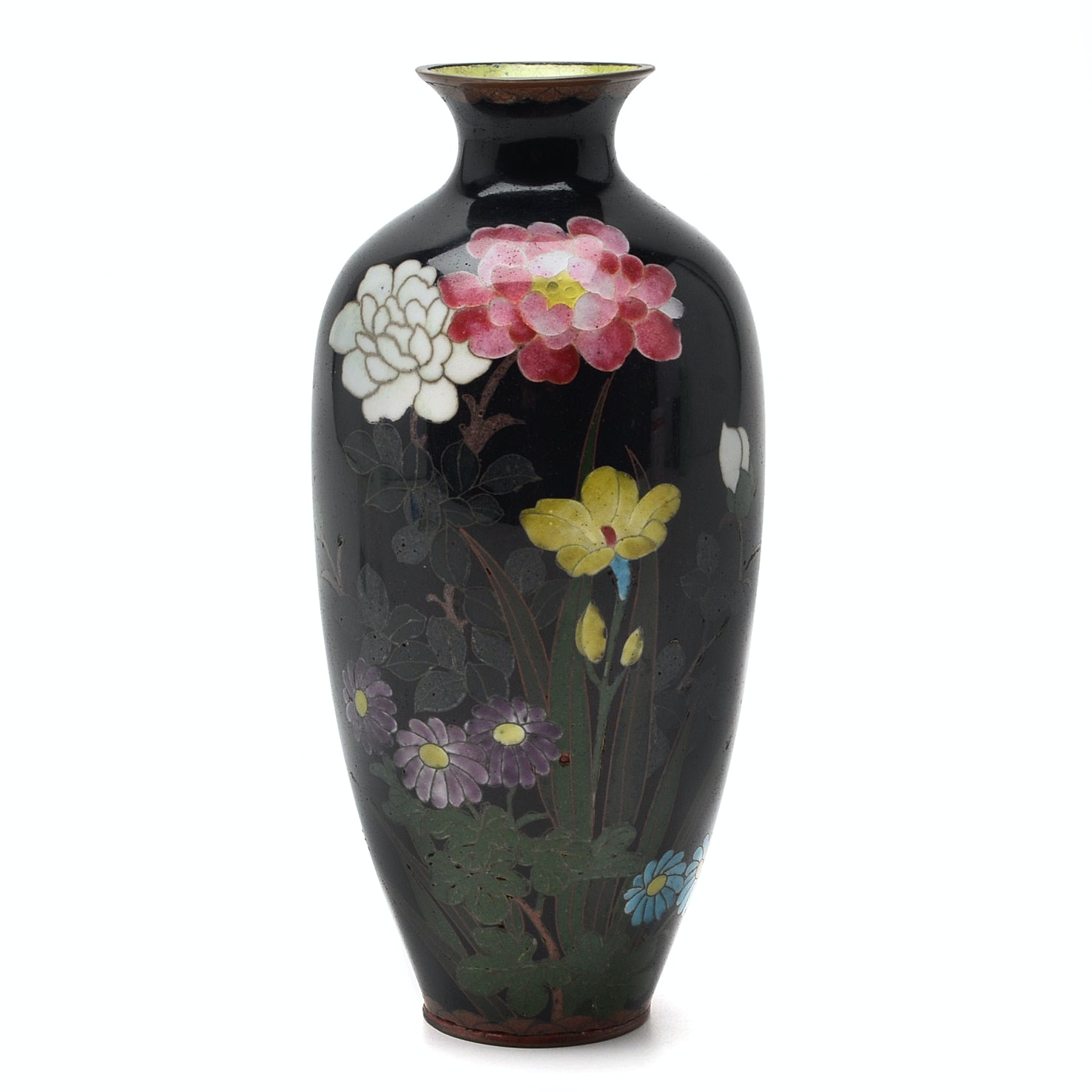 Late 19th/ Early 20th Century Japanese Cloisonné Vase