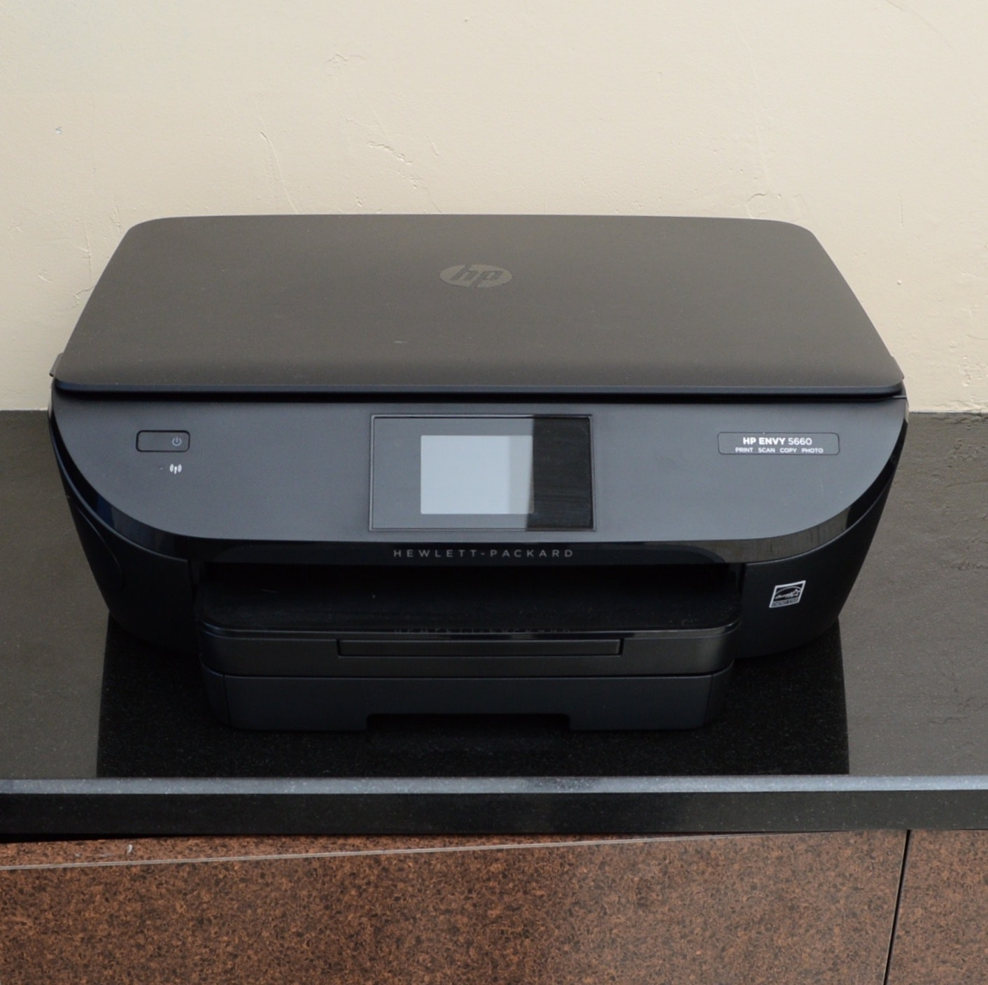 Hp Envy 5660 Four In One Printer