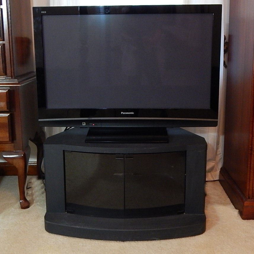 """Panasonic 42"""" Television with Stand"""