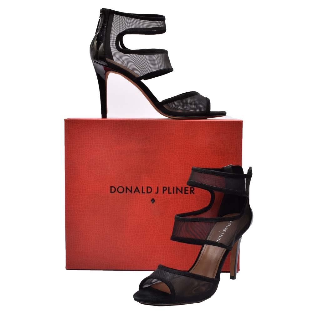 Donald J. Pliner Adelle Spike Heel Sandals