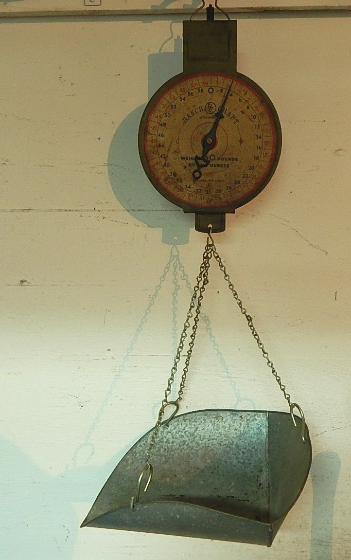 Antique Ranch Craft Scale