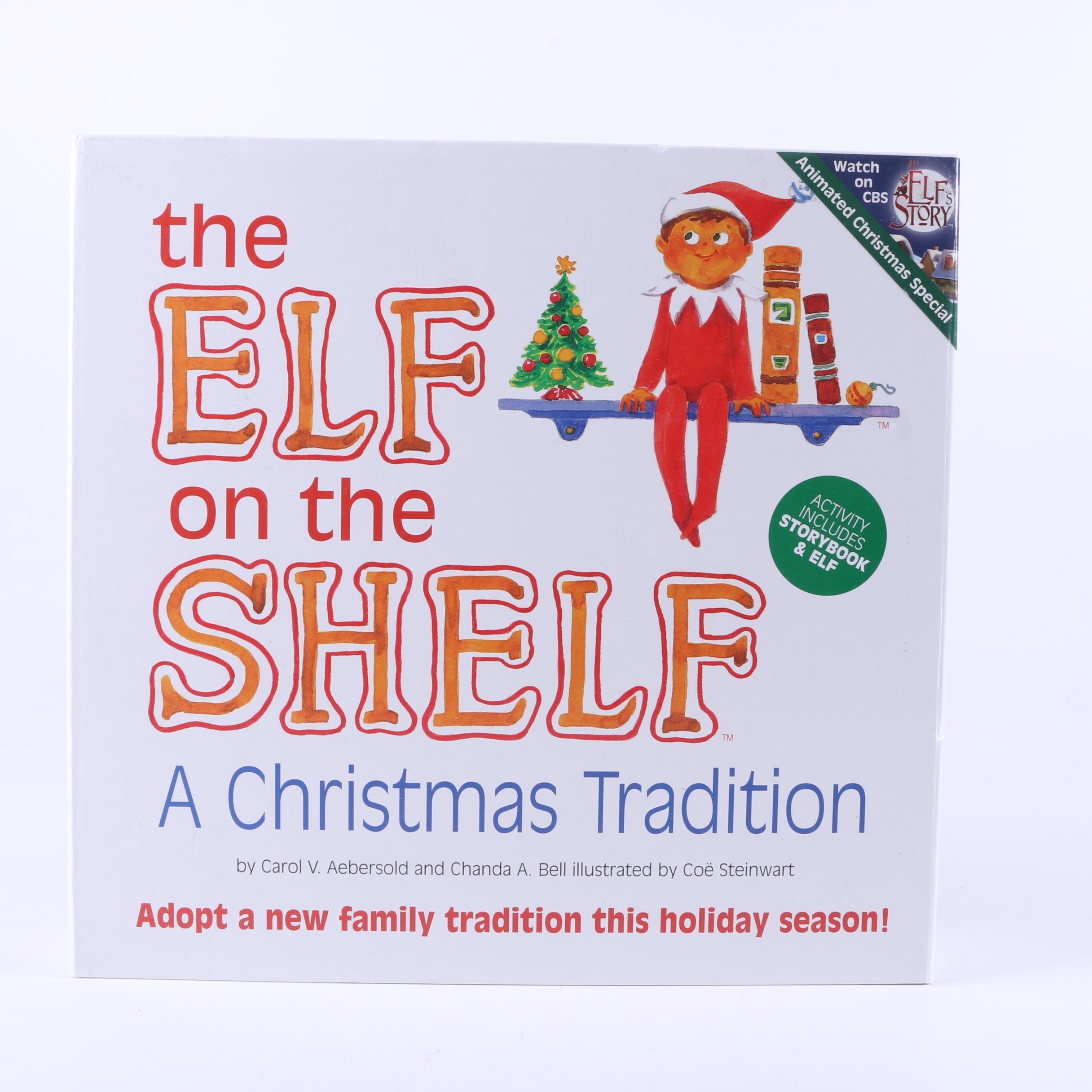 """Elf on the Shelf"" Set"