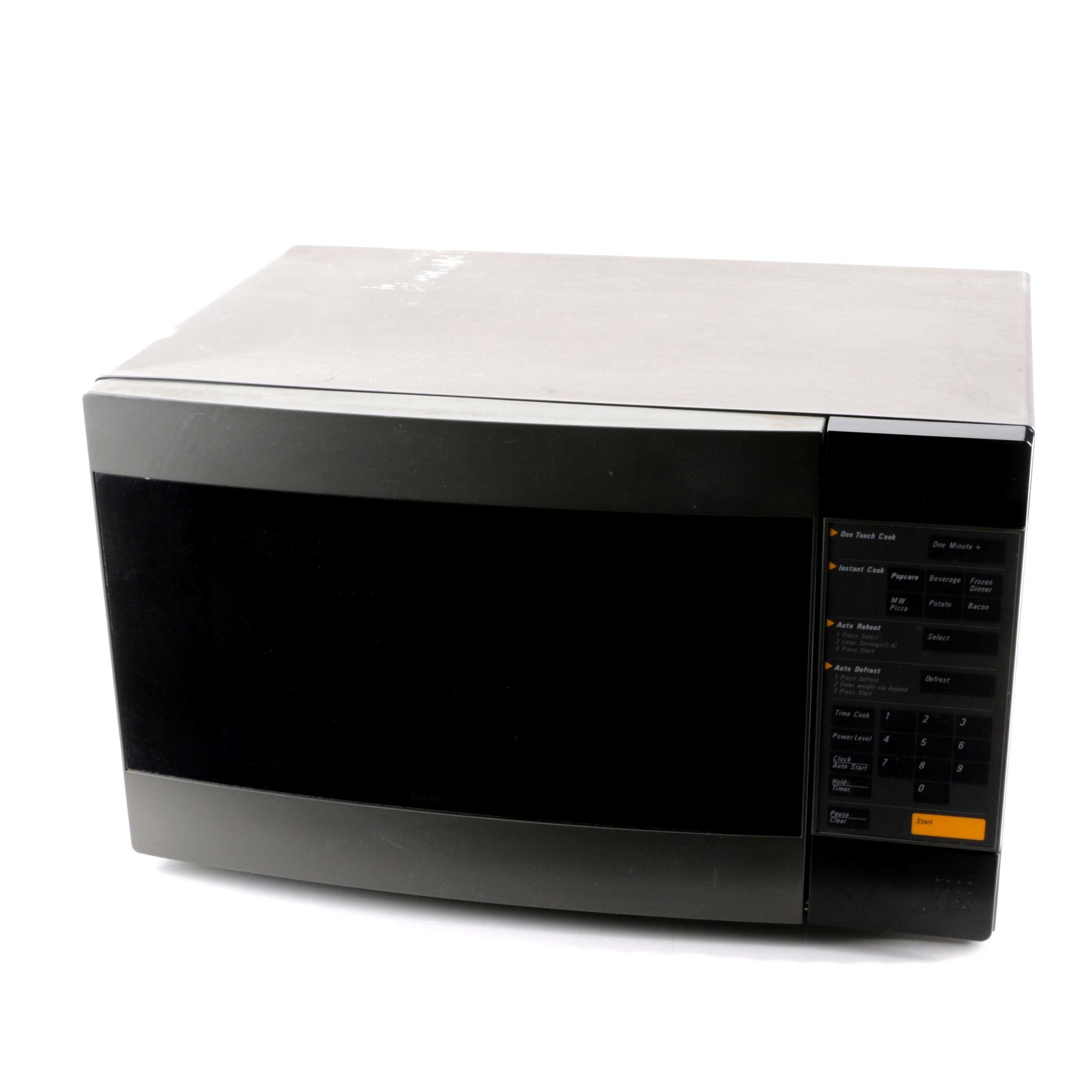Samsung Countertop Microwave