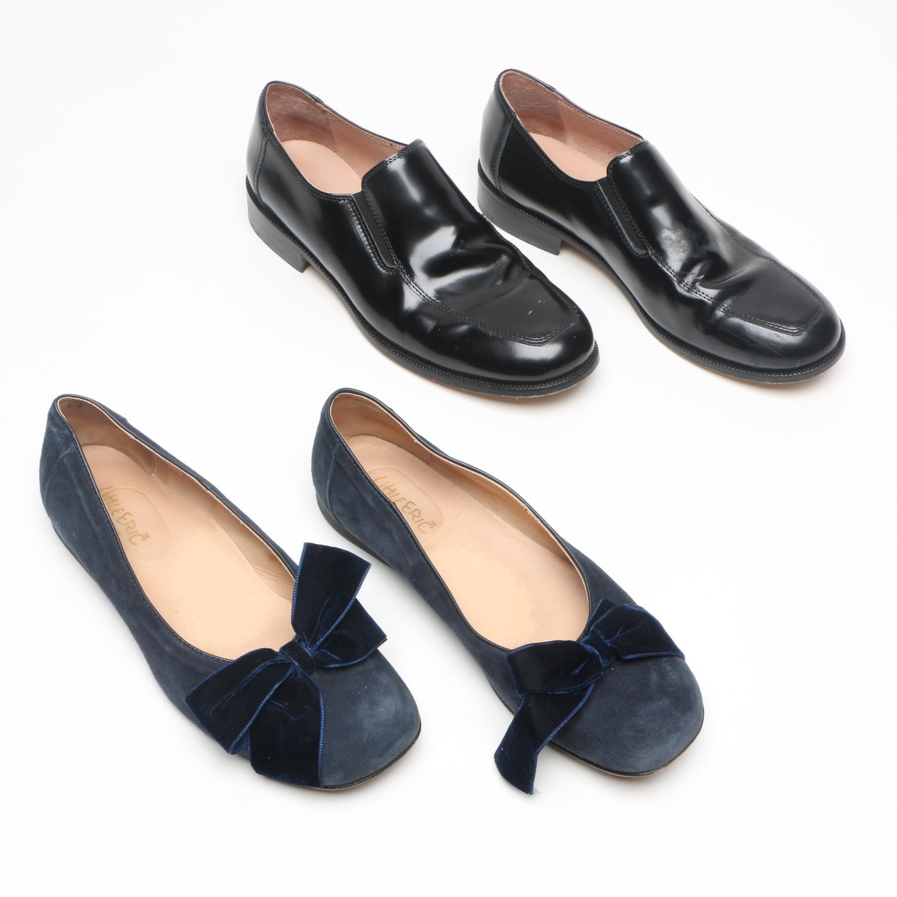 Little Eric Children's Dress Shoes