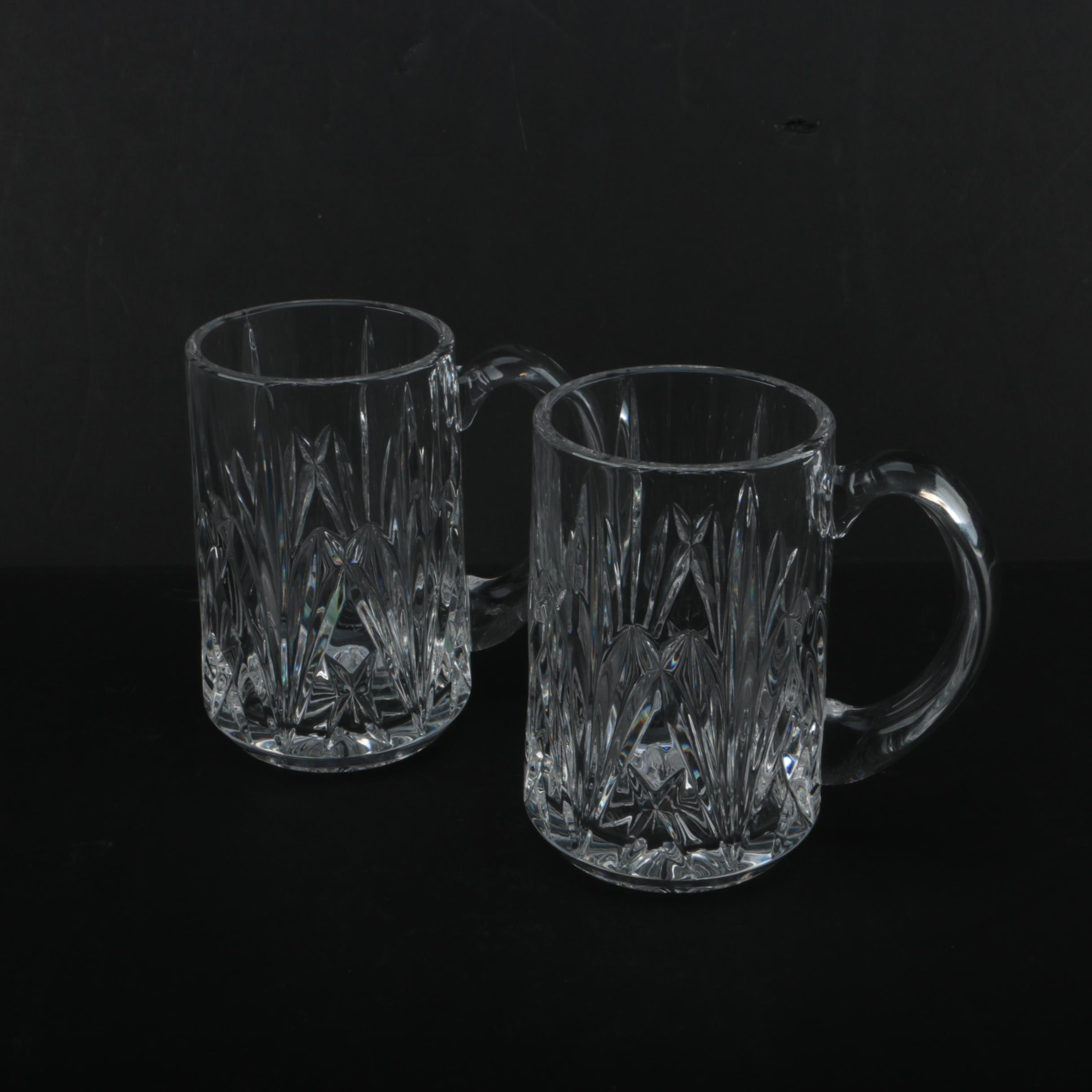 Image Result For Waterford Crystal Beer Mugs