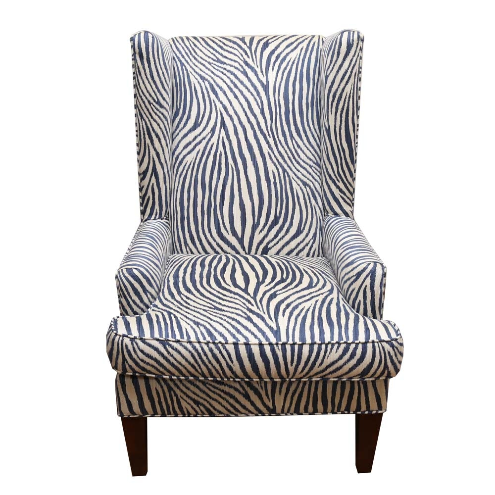 Wingback Chair by Fairmont Design