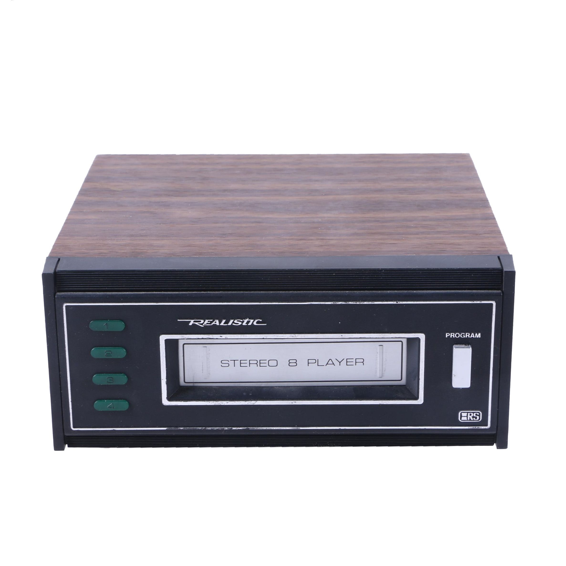 Realistic Stereo 8-Track Player