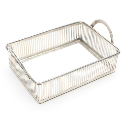 Watson Co. Sterling Silver Tray Frame