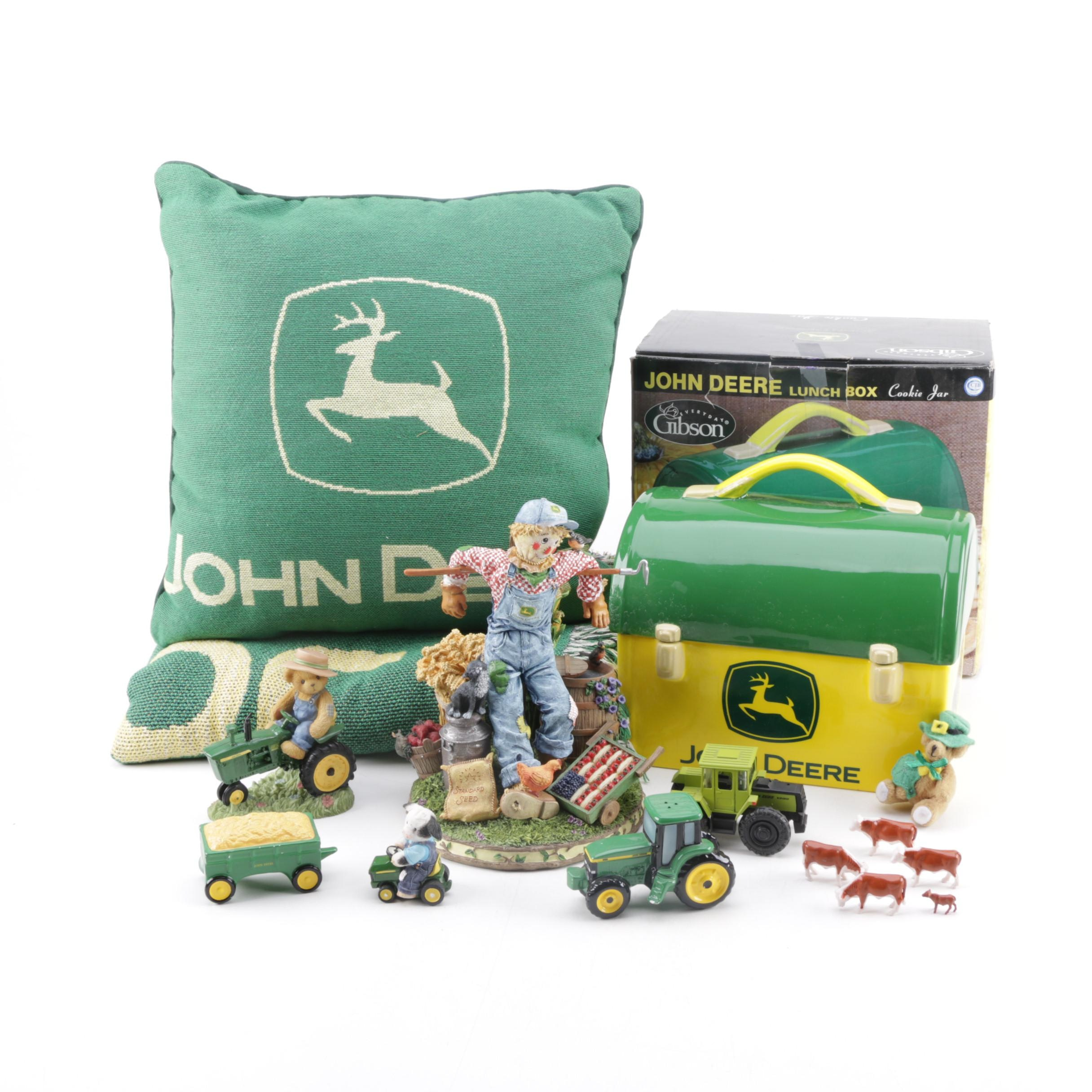 John Deere Collectibles And More
