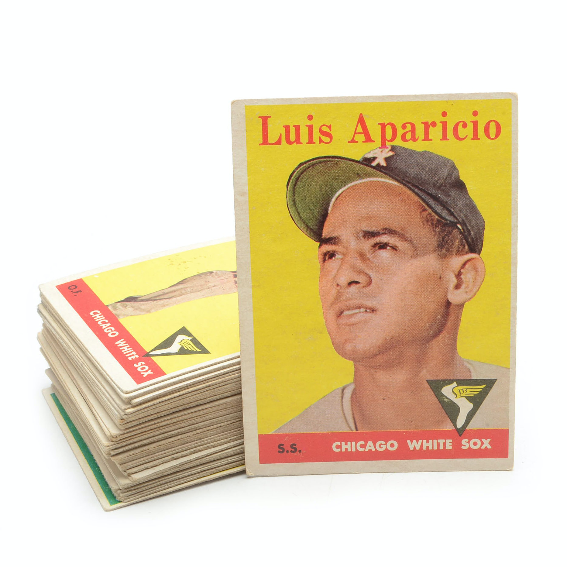 Fifty-Two 1958 Topps Baseball Cards
