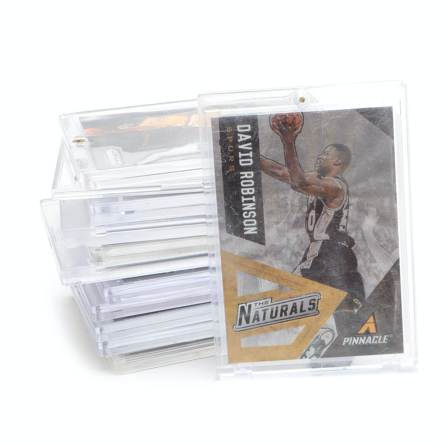Basketball Cards - Bryant, Irving, Lebron and More