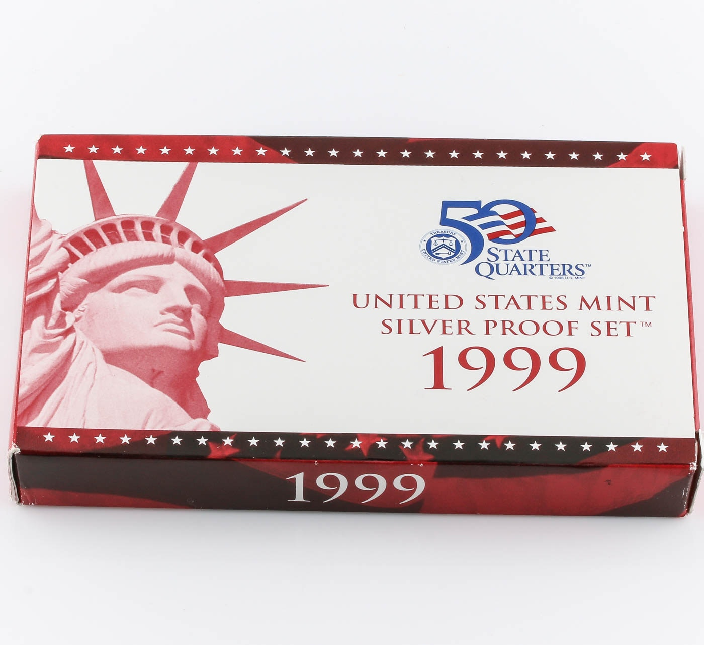 1999 United States Mint Silver Proof Set