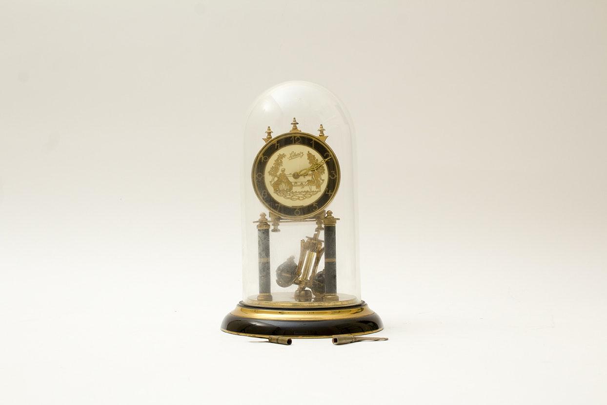 Vintage Schatz Domed Clock