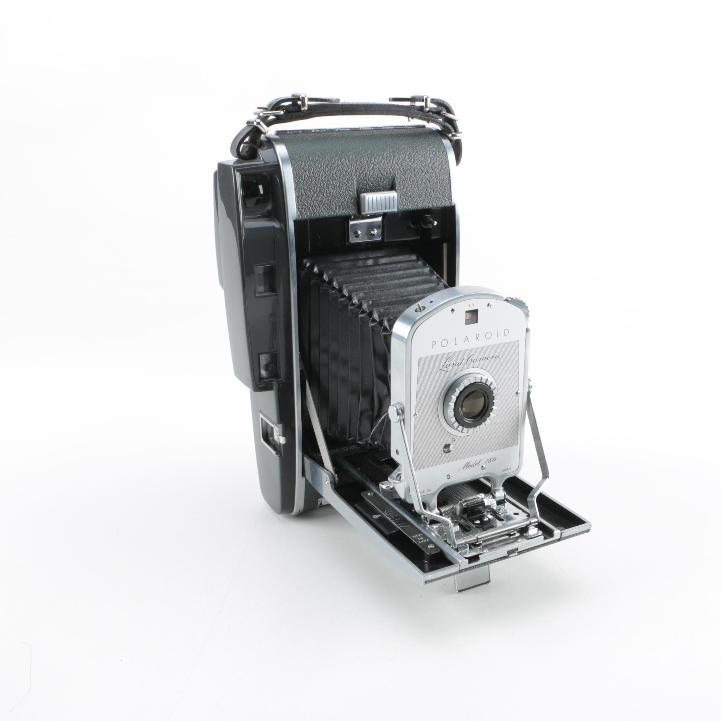 Polaroid Model 160 Land Camera