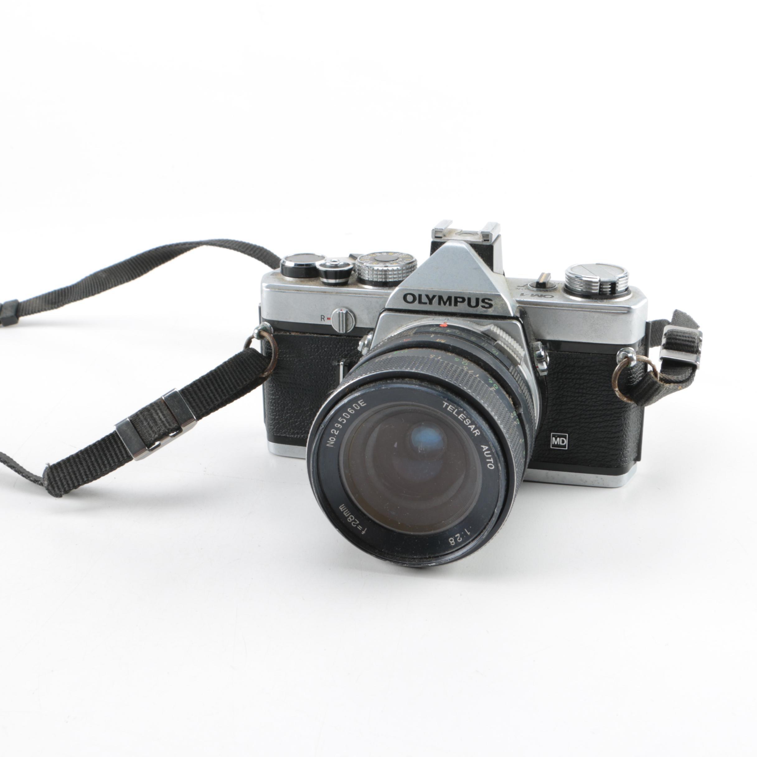 Olympus OM-1 Camera