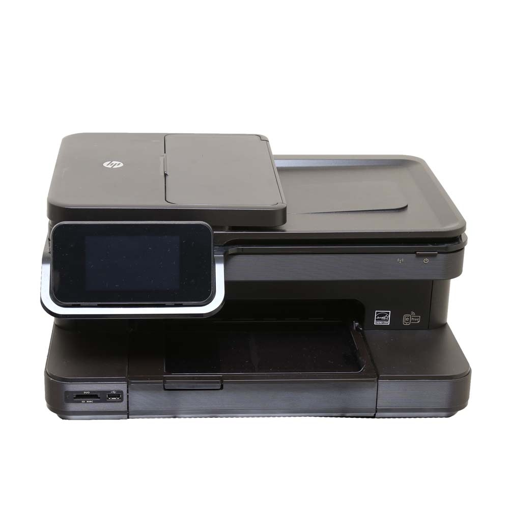 HP Photosmart 7525 All-In-One Printer
