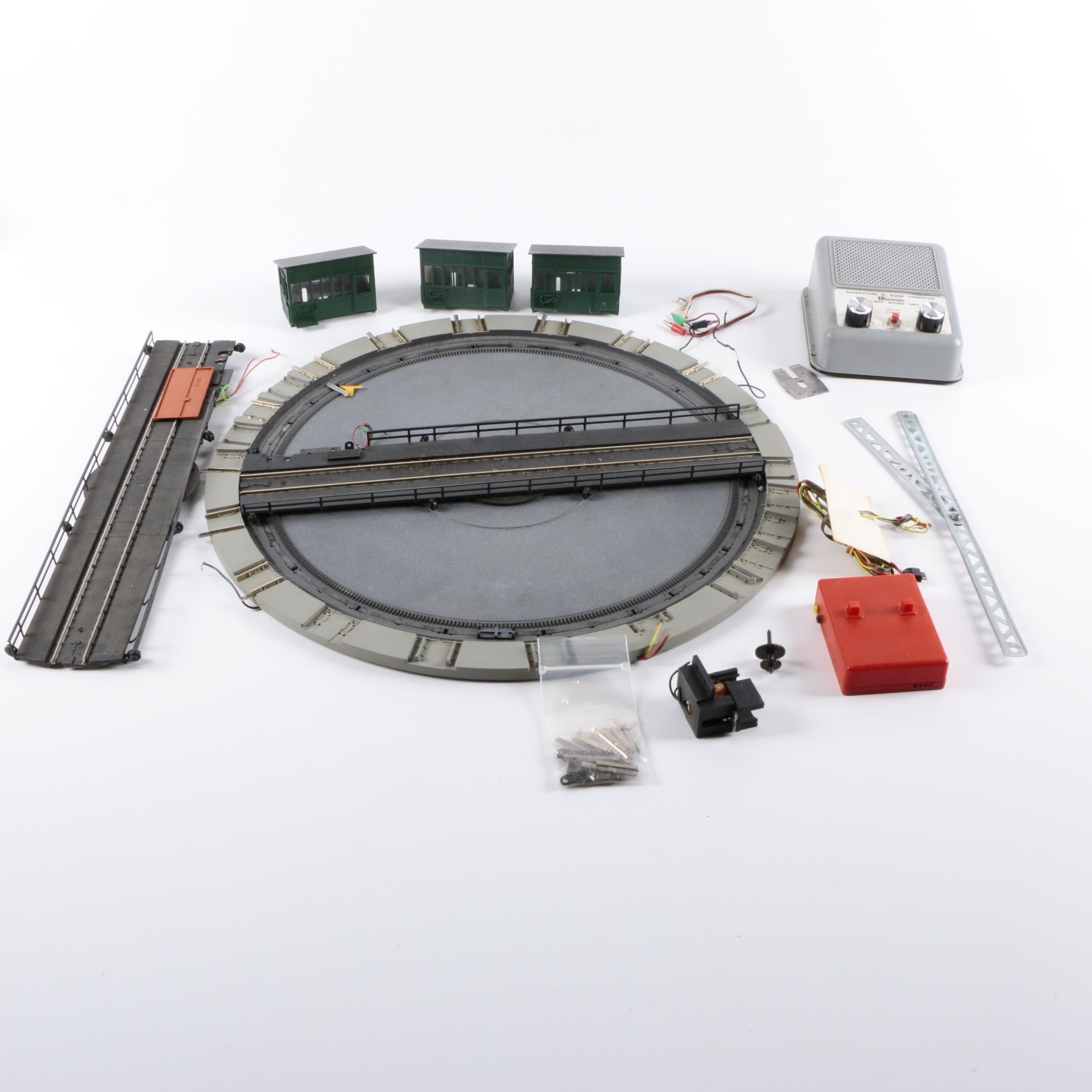 Rivarossi Turntable and Railway Sound Unit