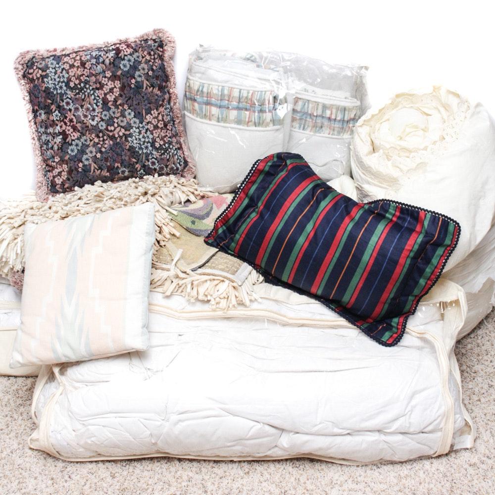 Assortment of Linens