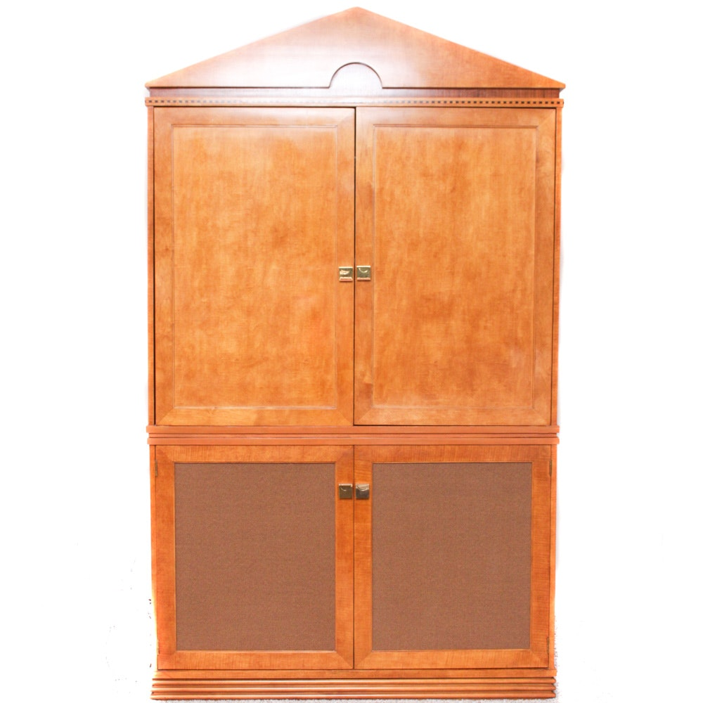 Maple Wood Armoire
