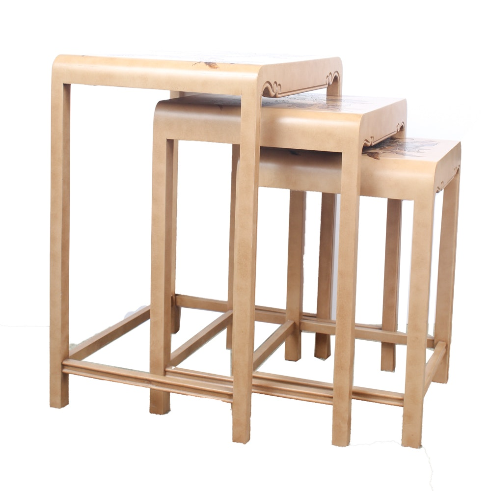 Nesting Tables by Meyer Gunther Martini