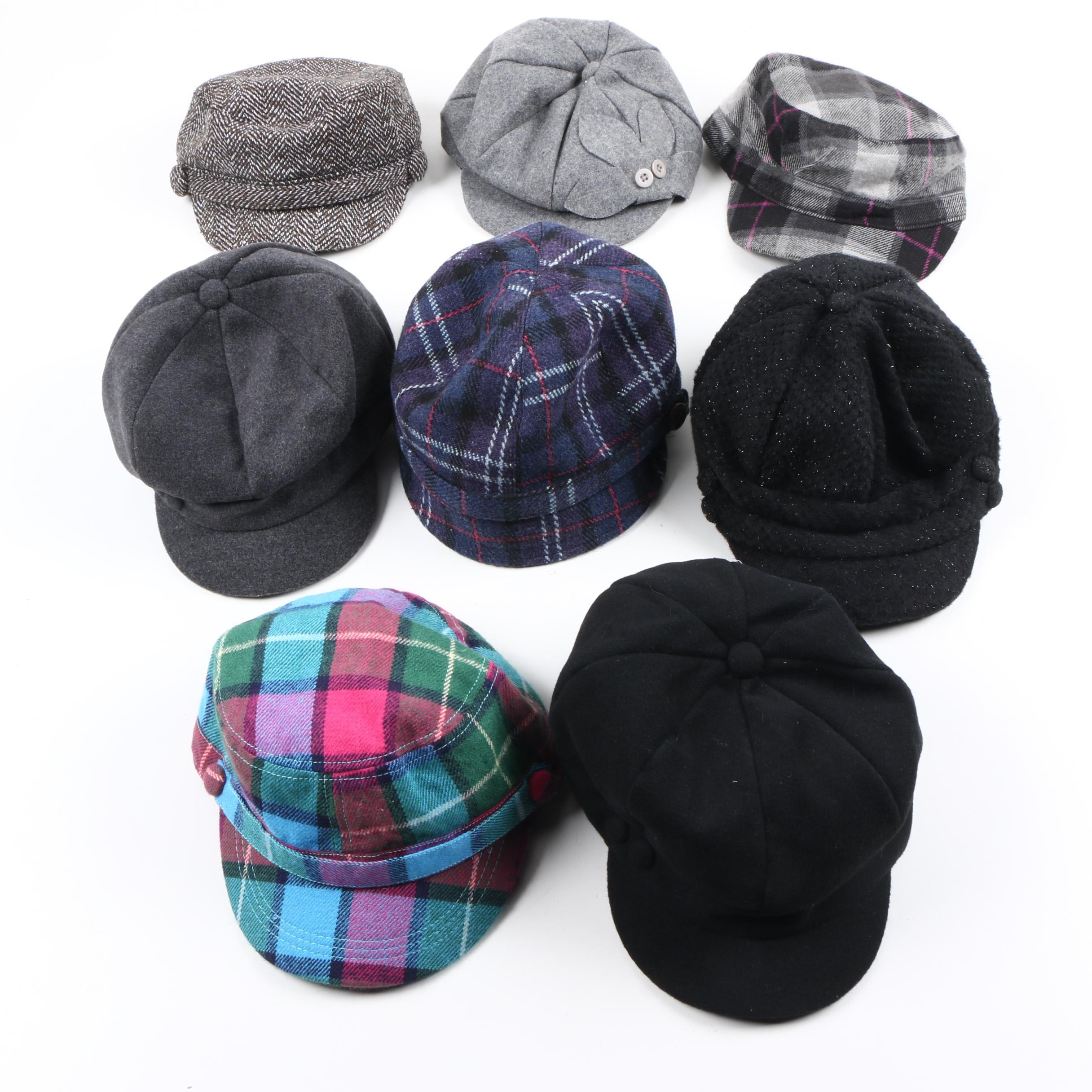 Women's Wool Winter Caps