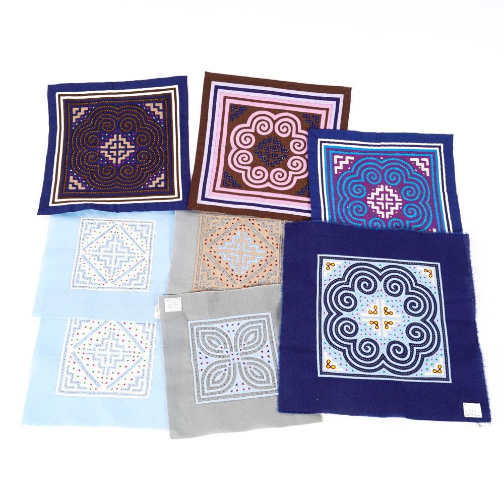 "Hmong ""Paj Ntaub"" Textiles"