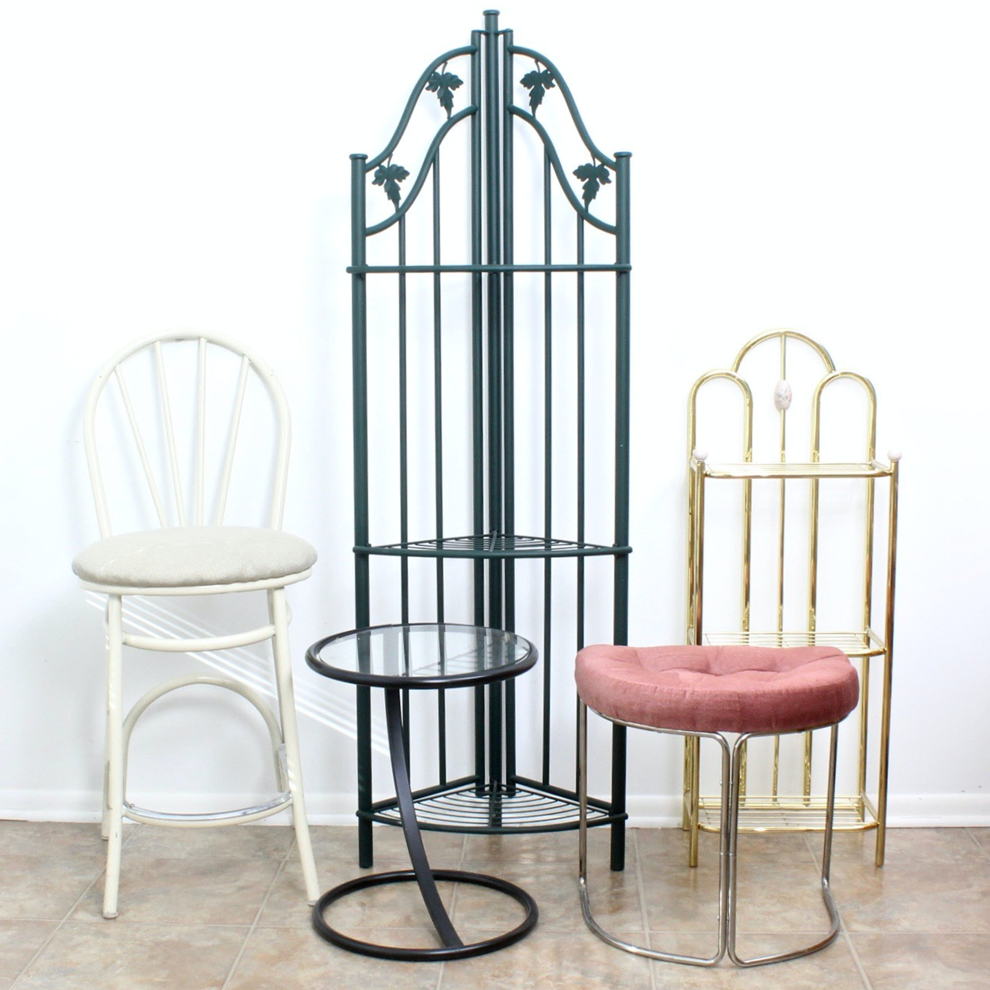 Metal Accent Furniture